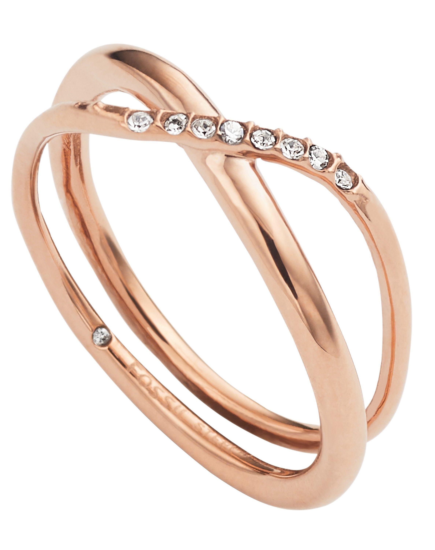 Fossil Ring mit Glassteinen JF02255791 kaufen  OTTO