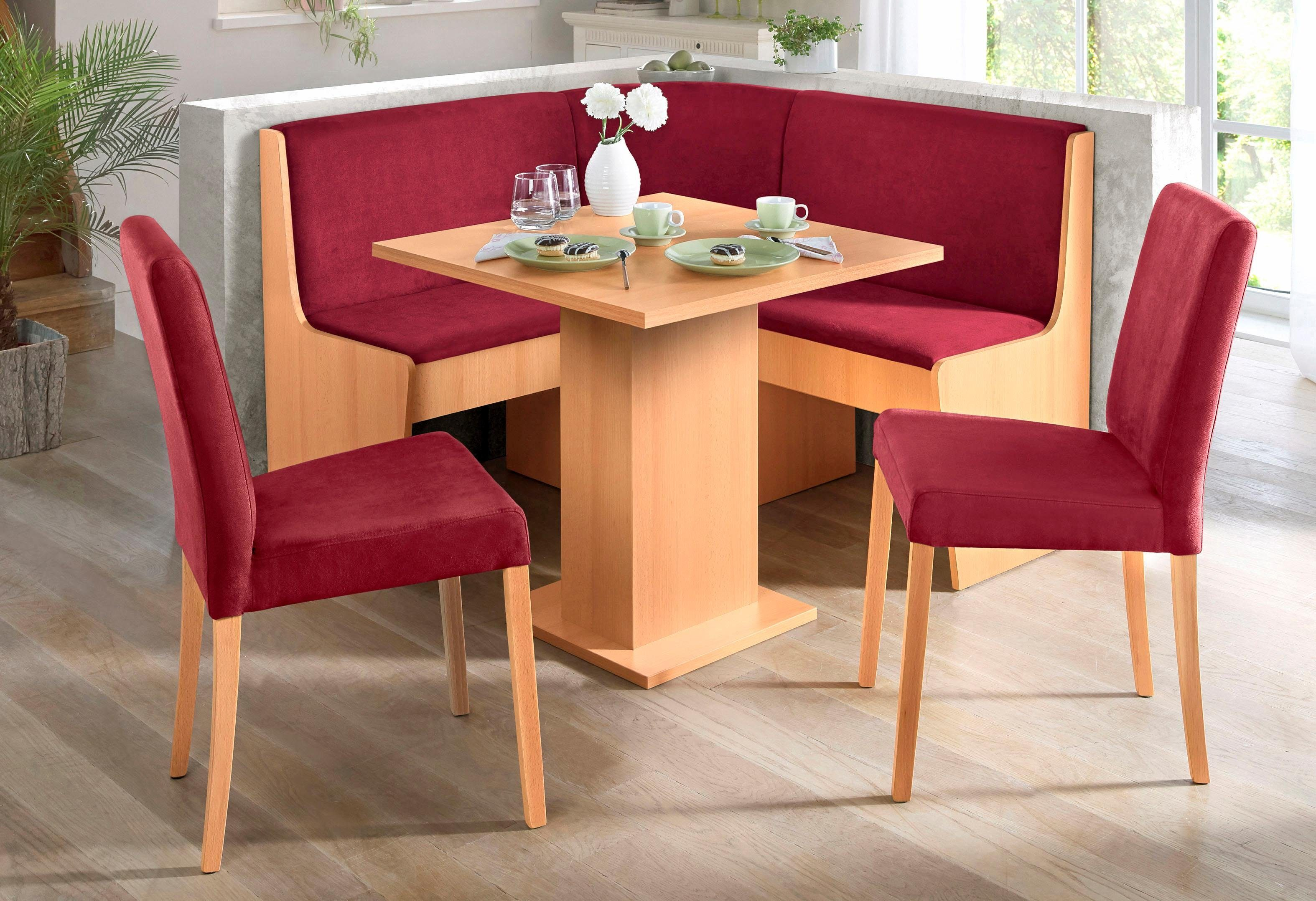 Sitzgruppe Küche Mit Eckbank  Zeitlose Eckbank Tischgruppe In