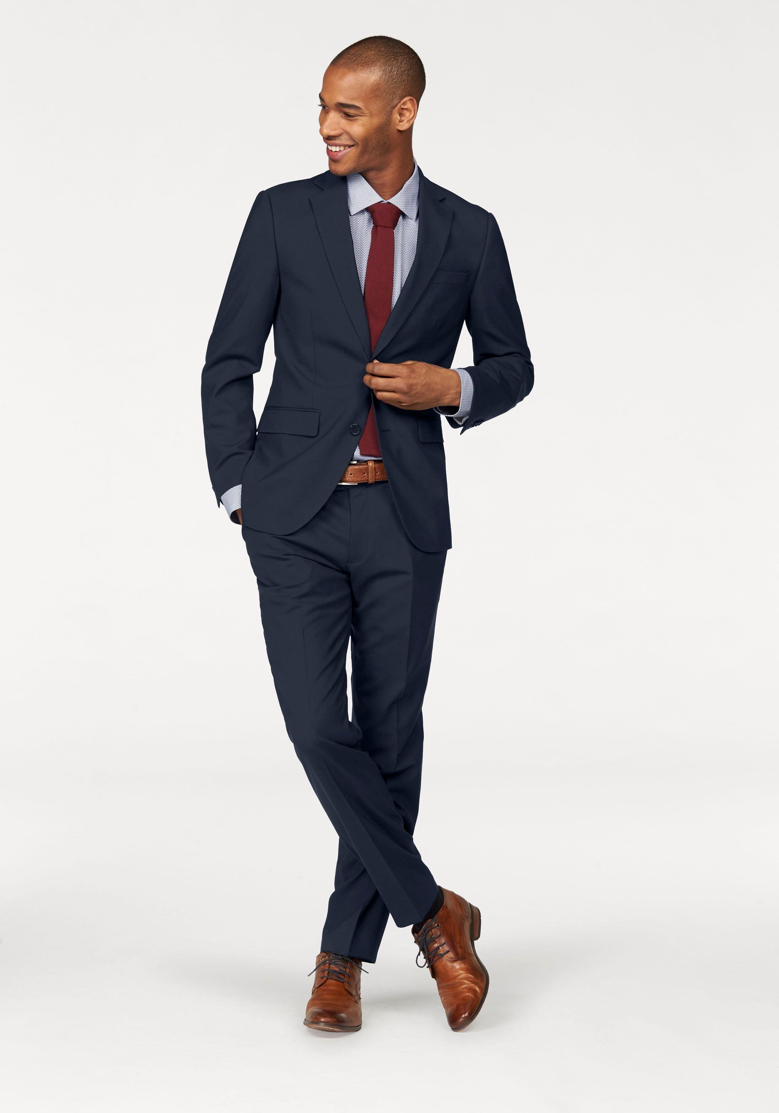 Class International Anzug Mit Elastananteil online kaufen
