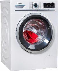 SIEMENS Waschmaschine iQ700 sensoFresh WM14W740, A+++, 8 ...