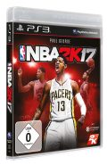 Take 2 NBA 2K17 DayOne Edition »PS3«