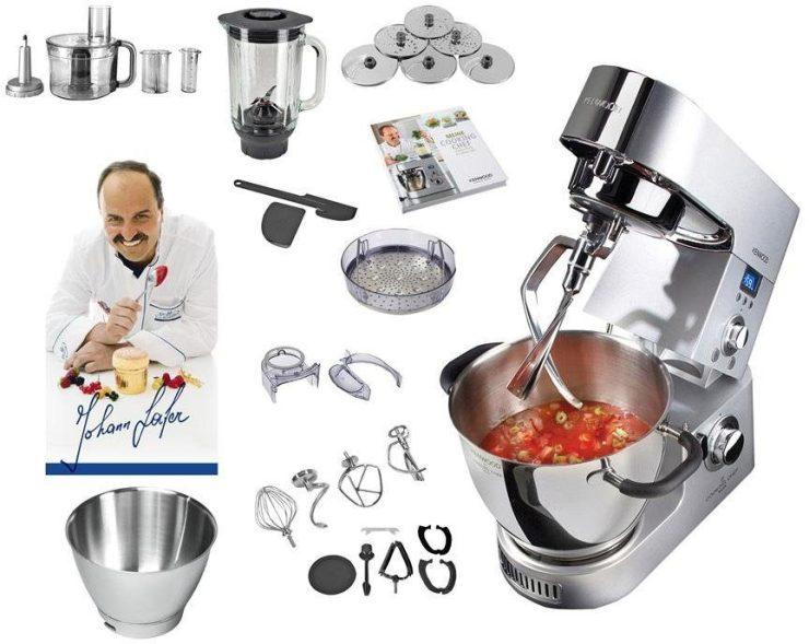 Kenwood Küchenmaschine Km096 2021