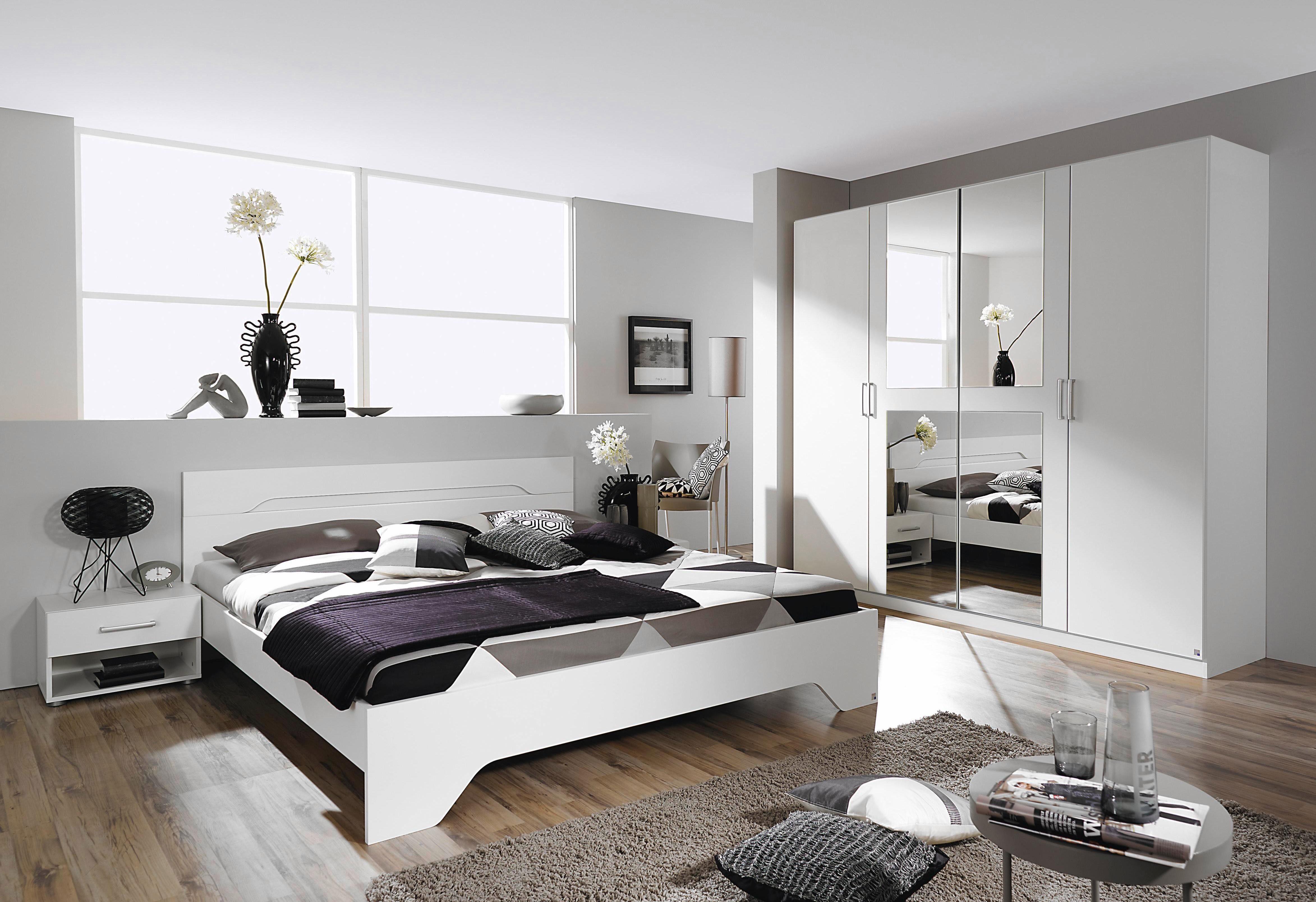 Schlafzimmer Komplett Set Otto  Komplett-set: Leinwand »leonardo