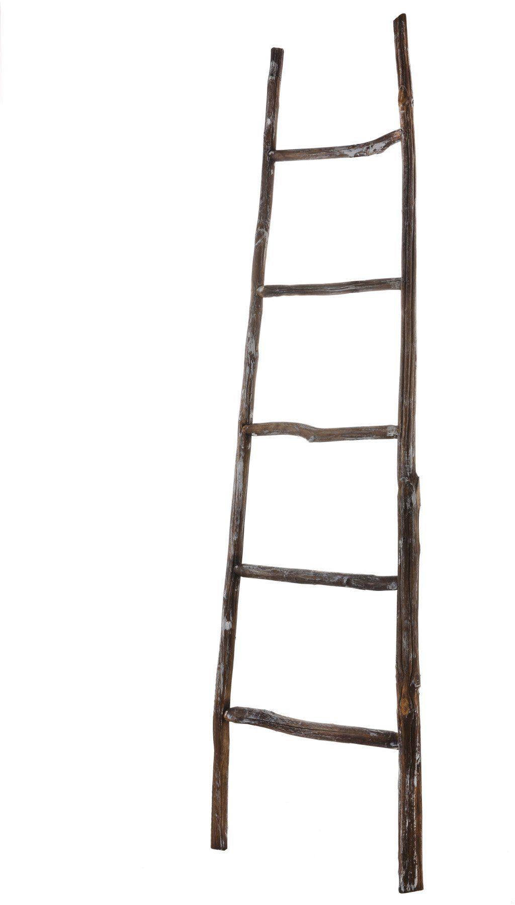 Extrem Leiter Aus Holz   Die Holzleiter Als Moderner Teil Des Interiors YN96