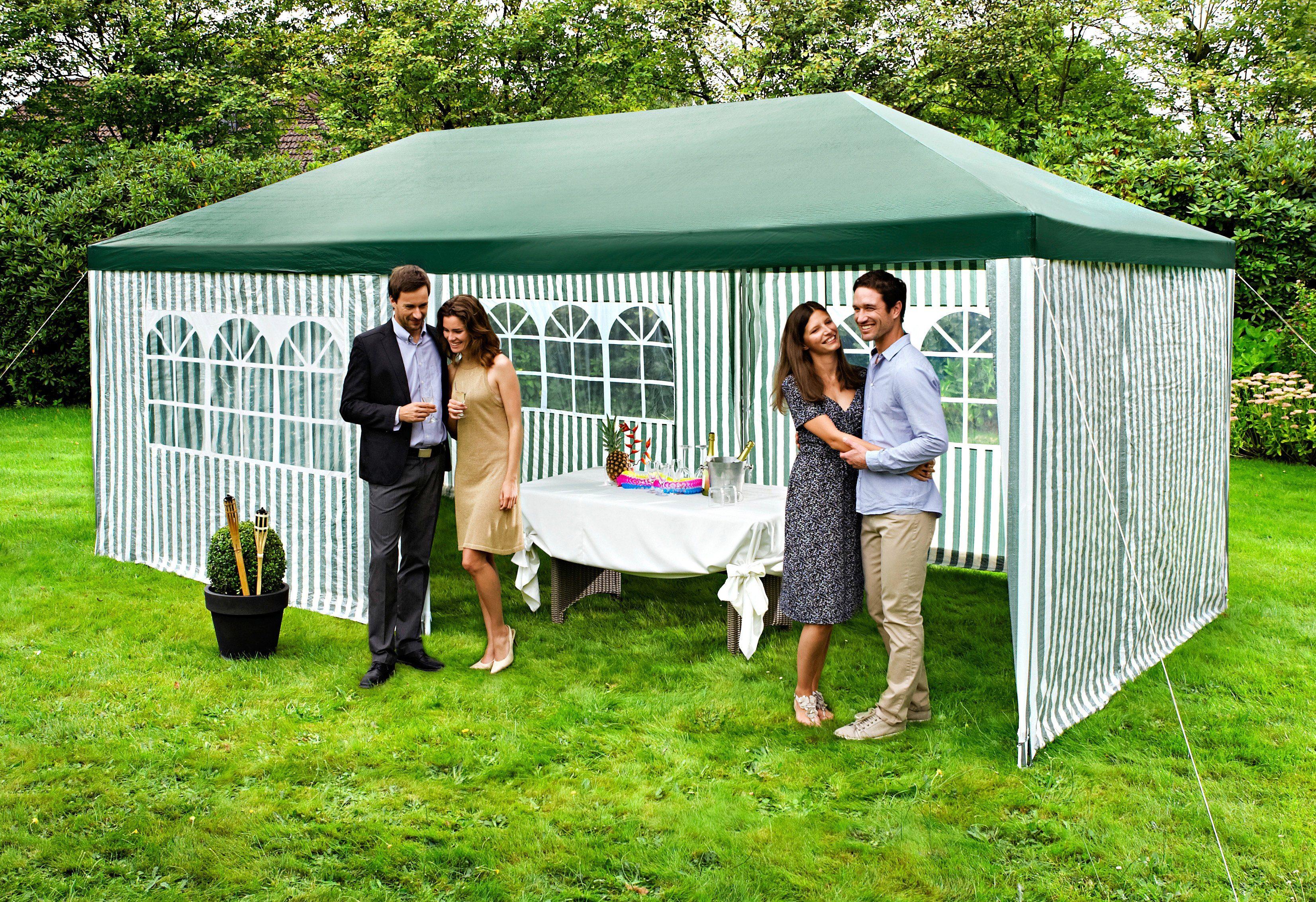 Pavillons Online Kaufen In 3x3 3x4 3x6 4x4 & Rund OTTO