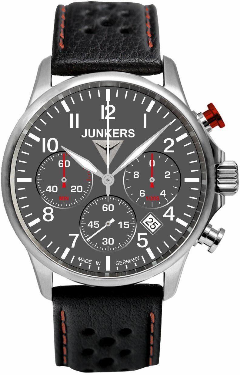 Junkers uhren chronometer  Modeschmuck