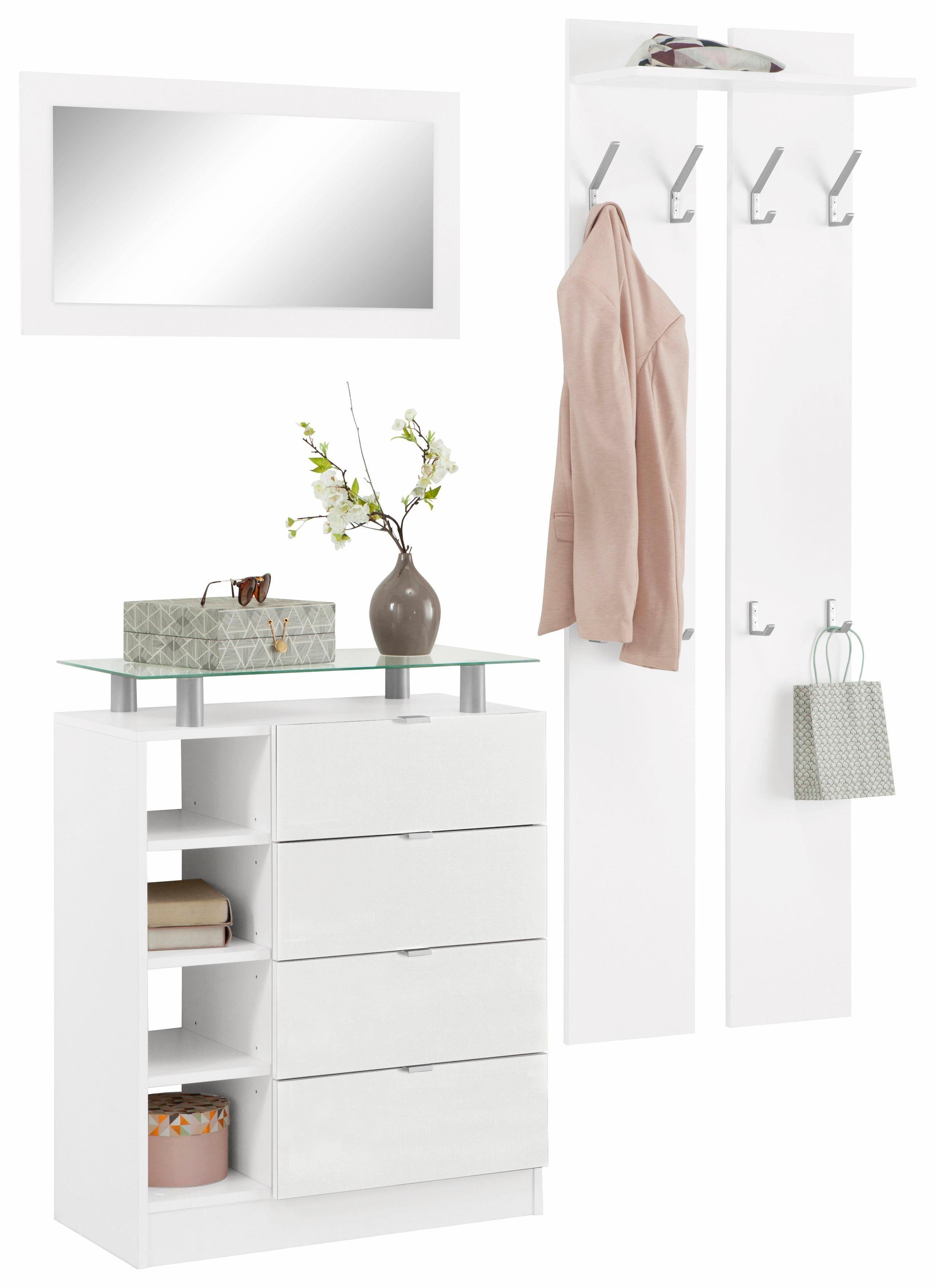 Garderoben Set »Dolly« 3 tlg. online kaufen   OTTO