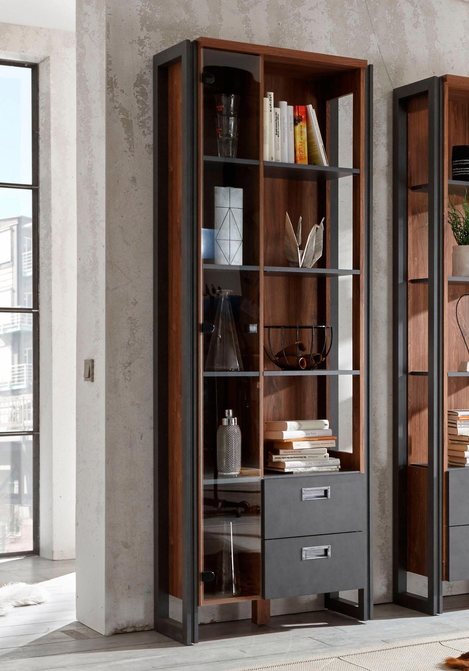 Home affaire Regal Detroit Hhe 202 cm im angesagten IndustrialLook online kaufen  OTTO