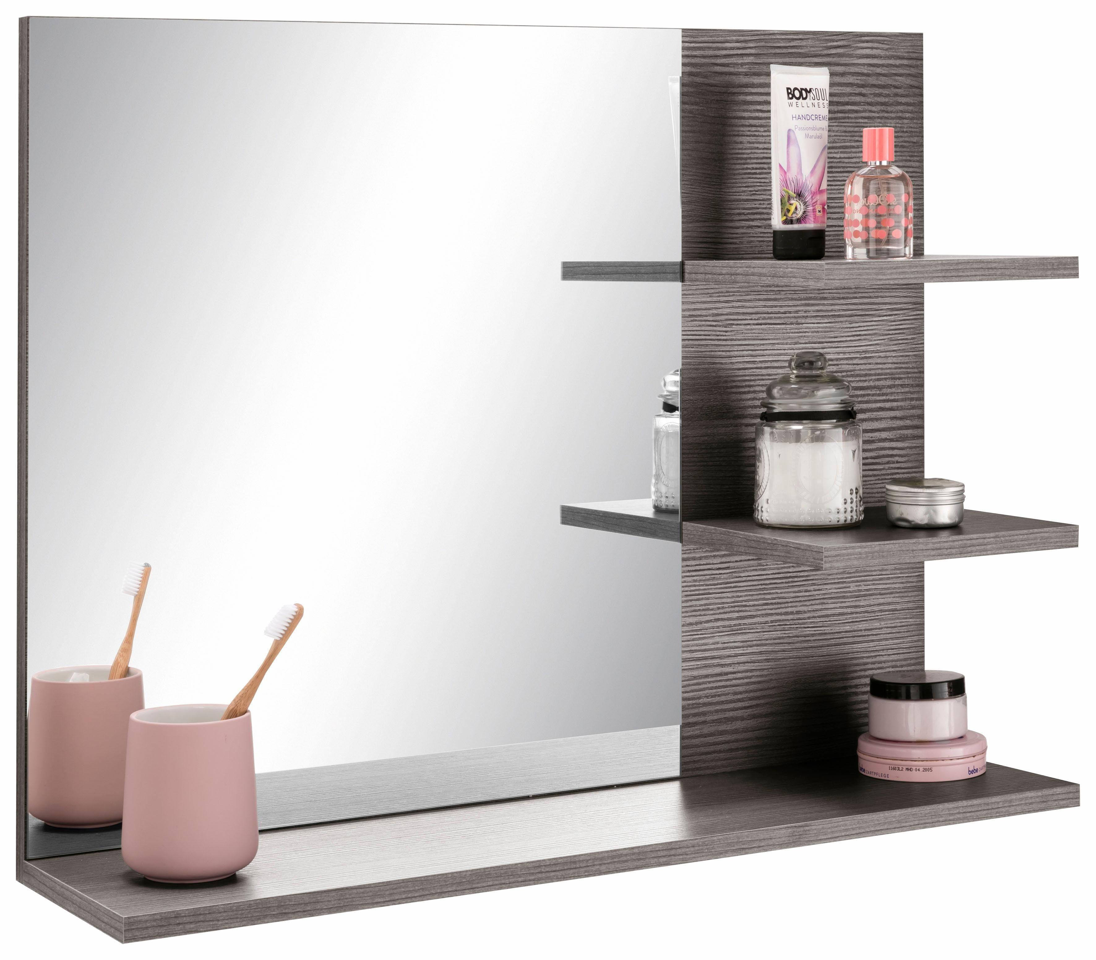 Badspiegel Mit Ablage Ohne Beleuchtung