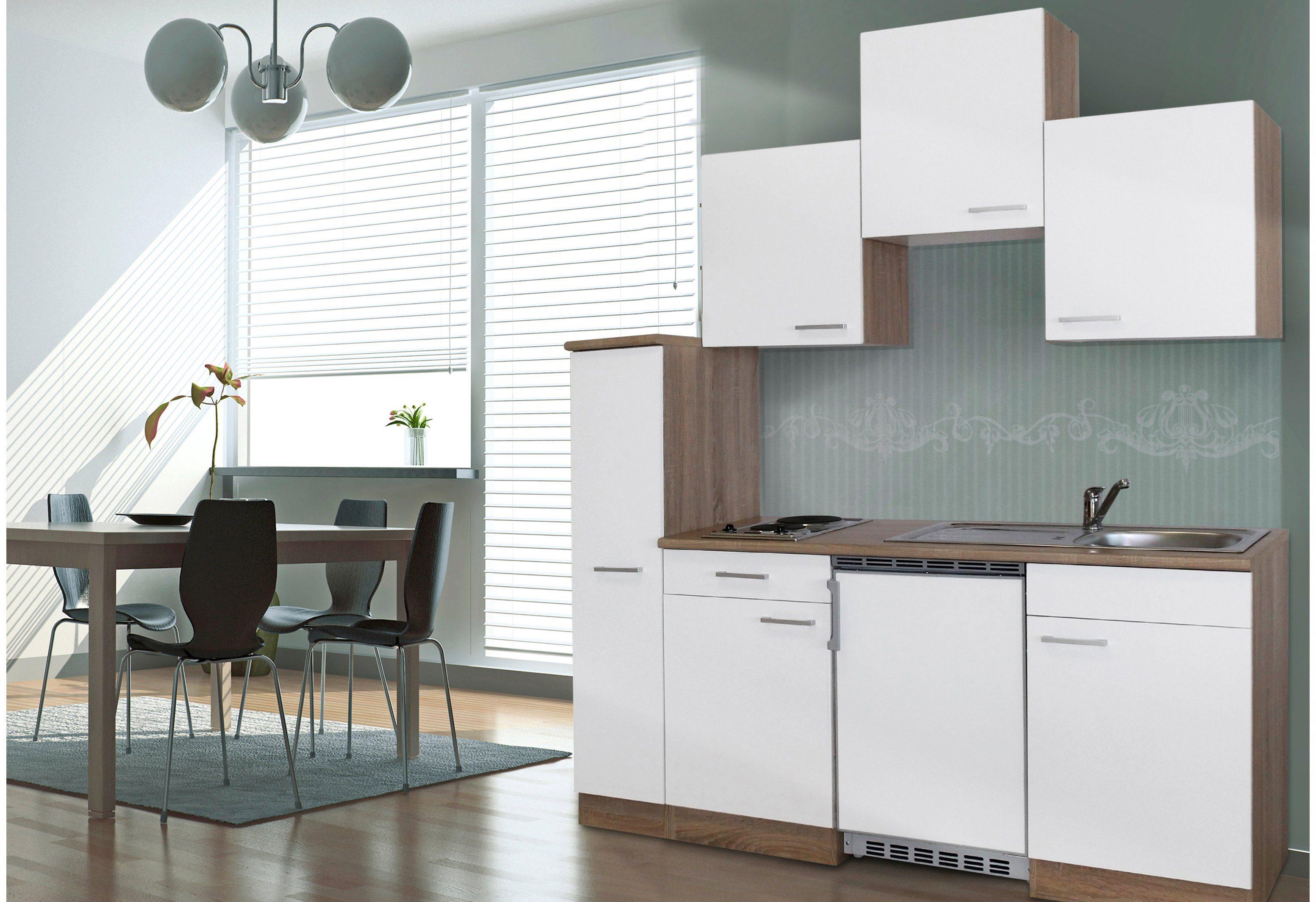 Miniküche Mit Kühlschrank Bauhaus : Miniküche bauhaus miniküche ohne spüle eh kyushucon