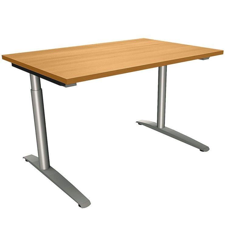 Höhenverstellbarer Schreibtisch Manuell 2021