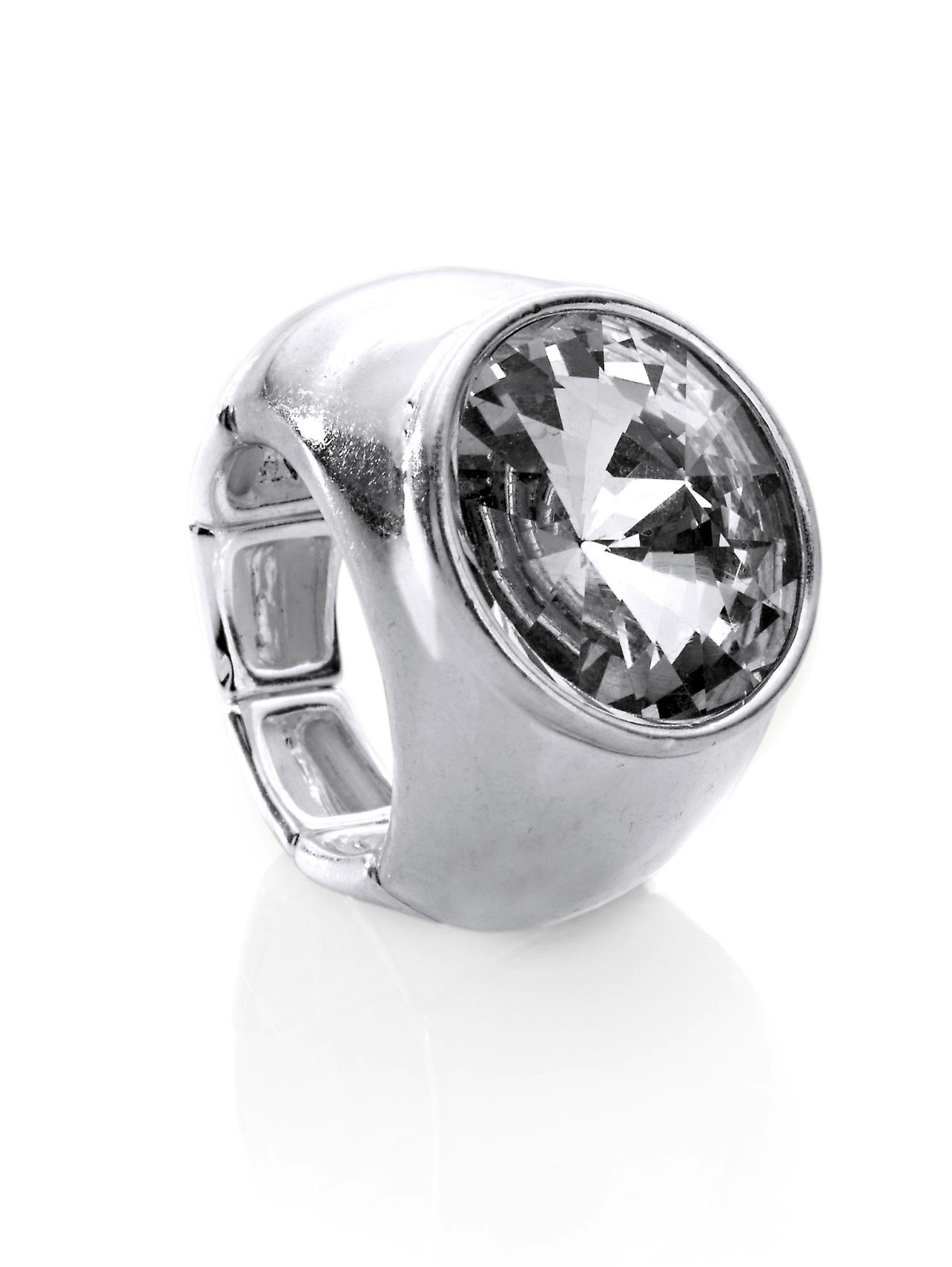 Alba Moda Ring mit Glasstein online kaufen  OTTO