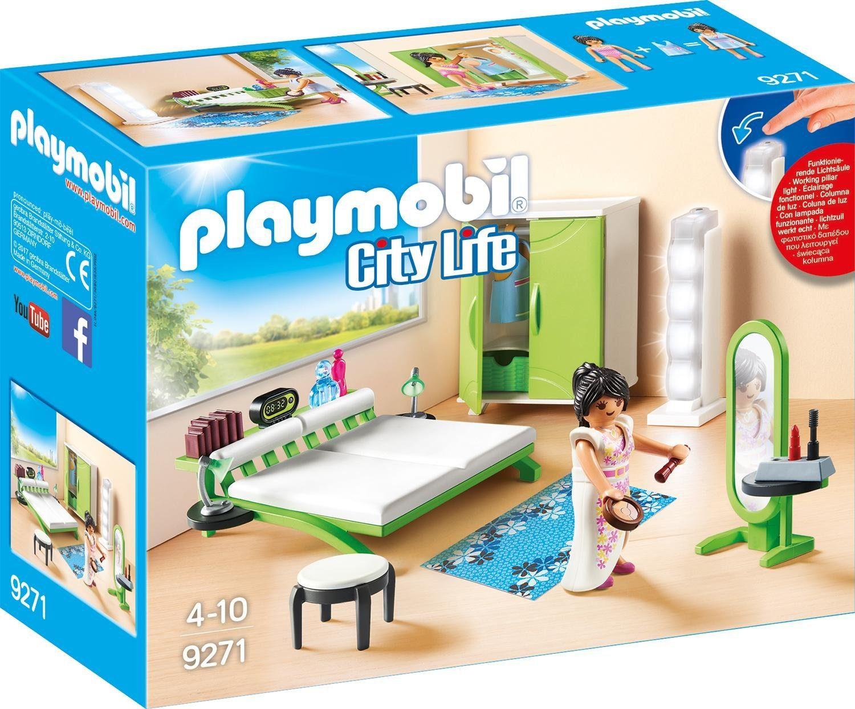 Playmobil Schlafzimmer 9271 City Life kaufen  OTTO