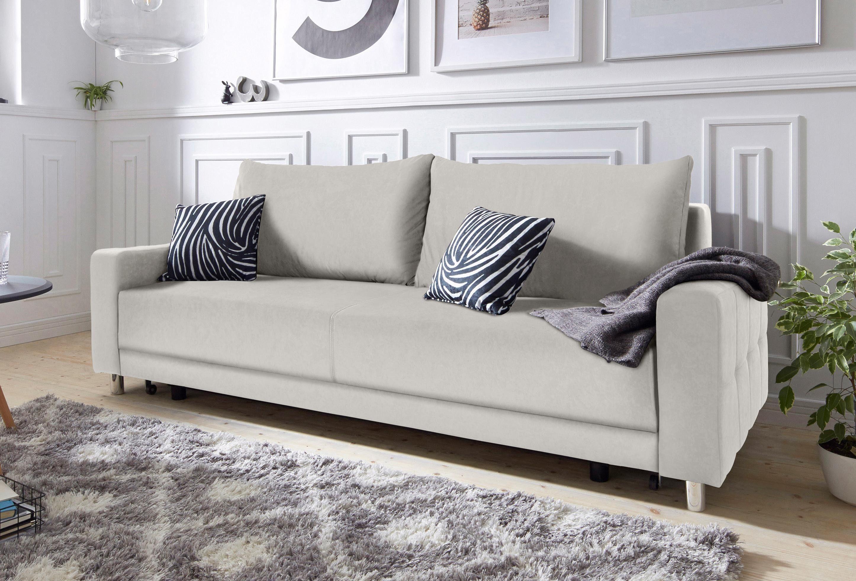 Schlafsofas Von Otto Max Winzer Chesterfield 3 Sitzer Sofa