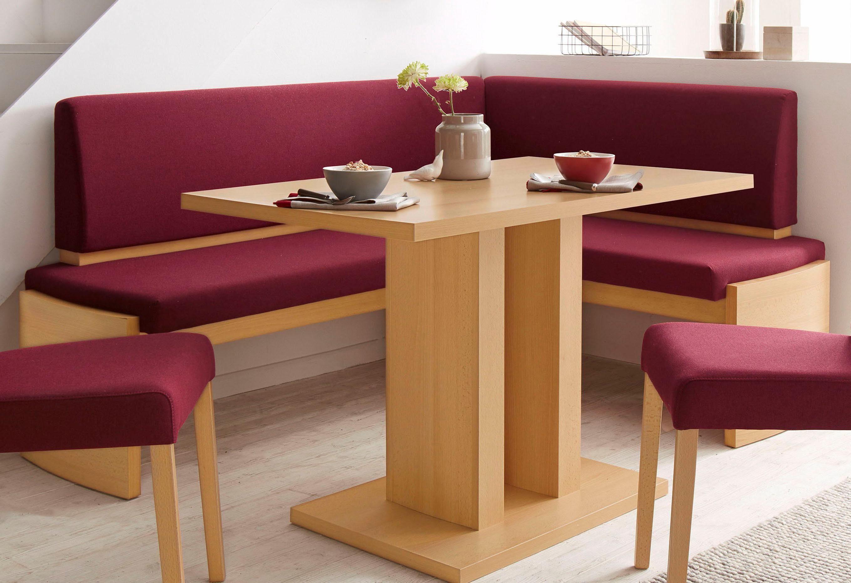holz eckbank k che gebraucht k chentisch und st hle. Black Bedroom Furniture Sets. Home Design Ideas