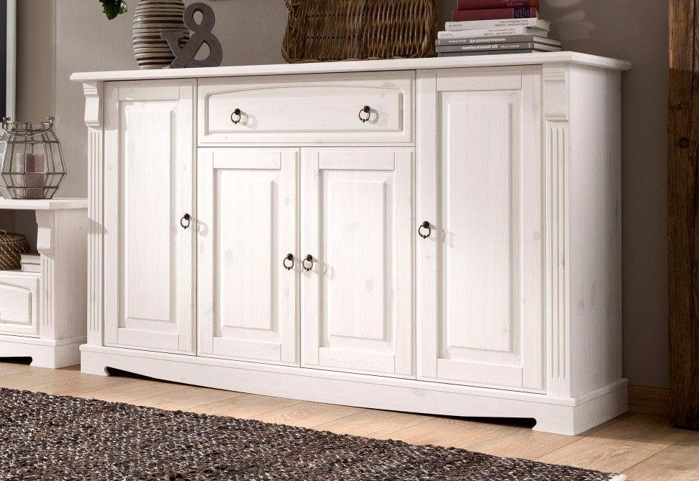 Home Affaire Kommode Home Affaire Sideboard »anna«, Breite 158 Cm | Otto