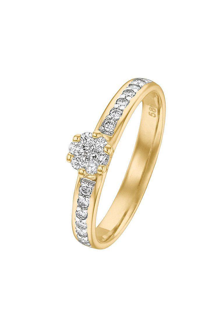 CHRIST Diamantring 160020191 online kaufen  OTTO