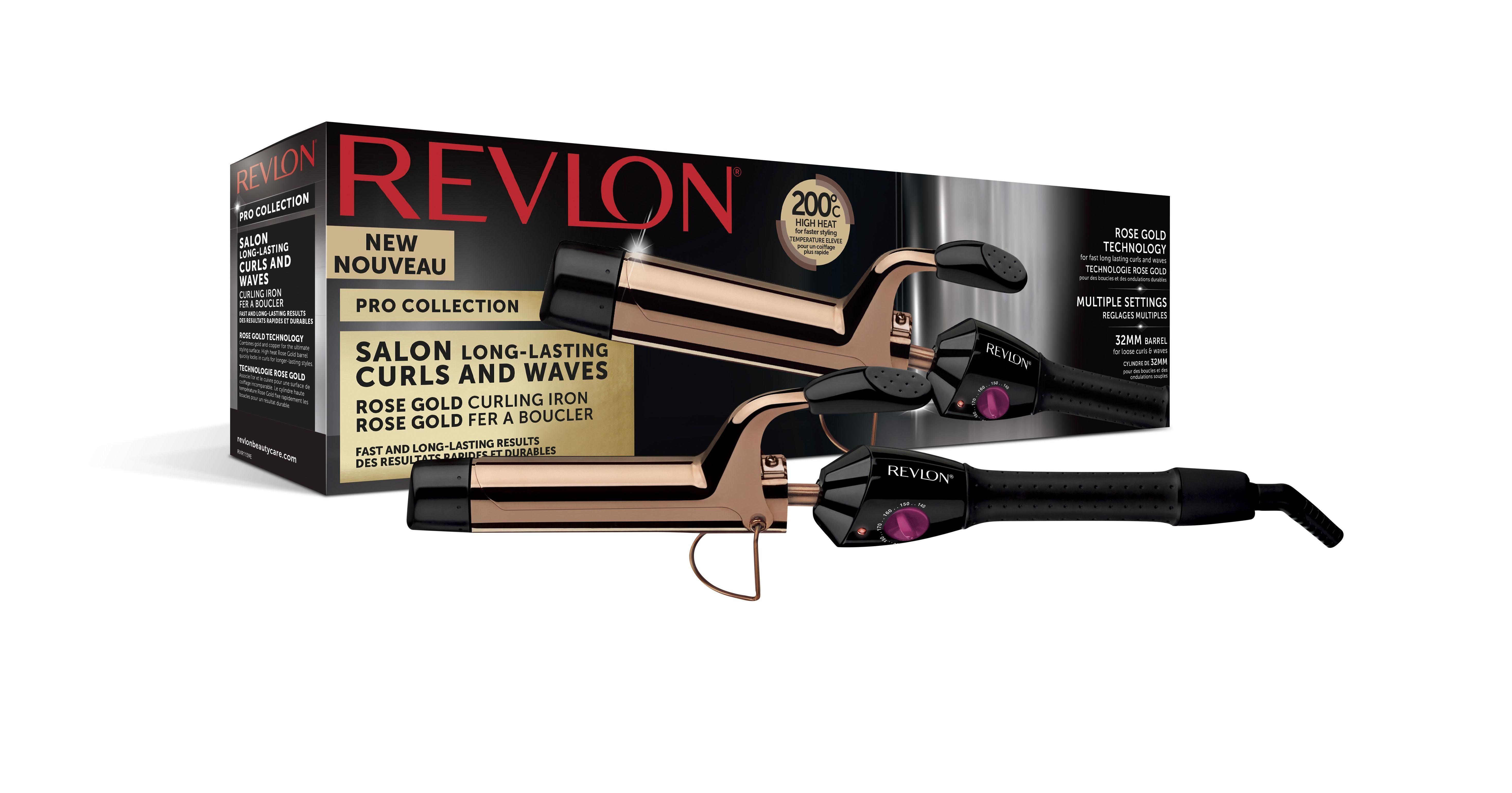 revlon lockenstyler rvir1159e salon long lasting curls waves online kaufen otto