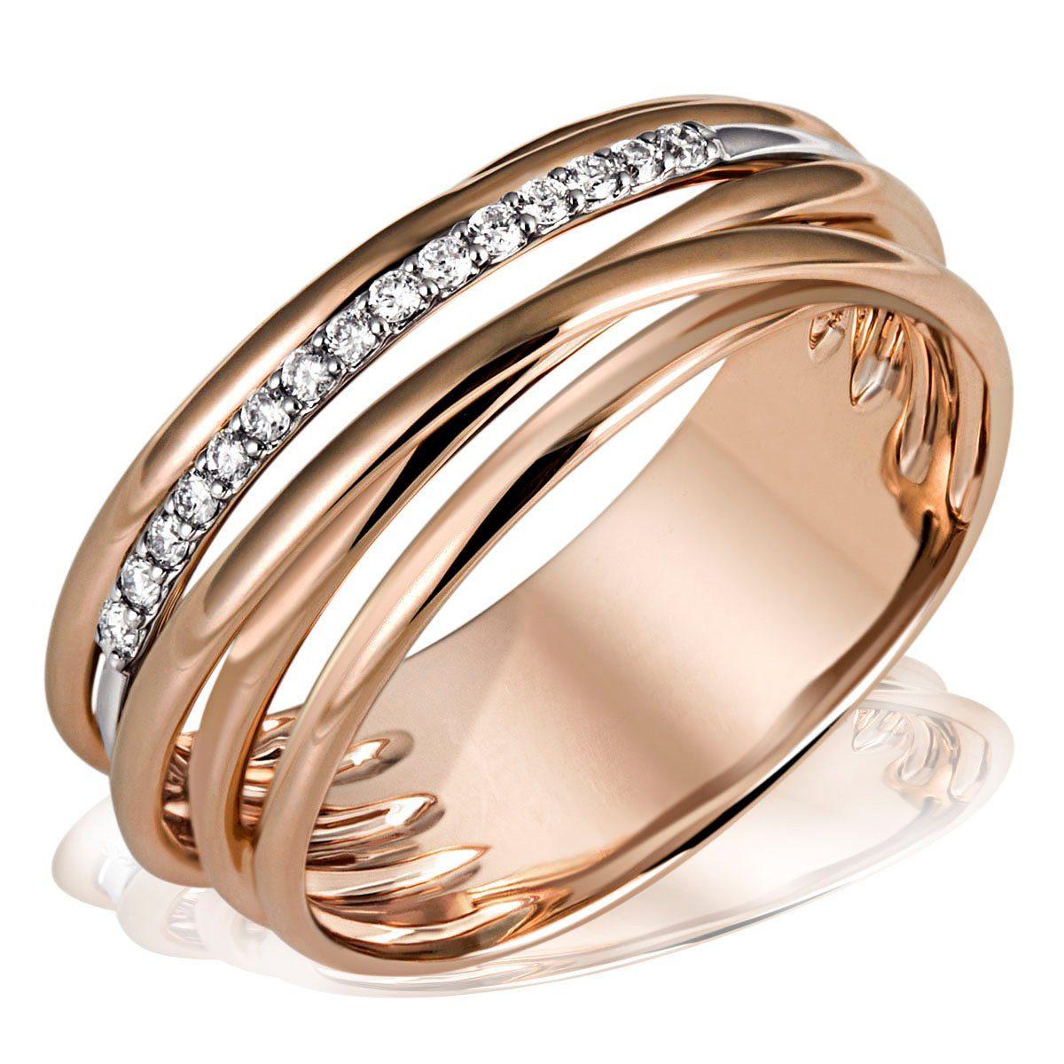 Rotgold Ring