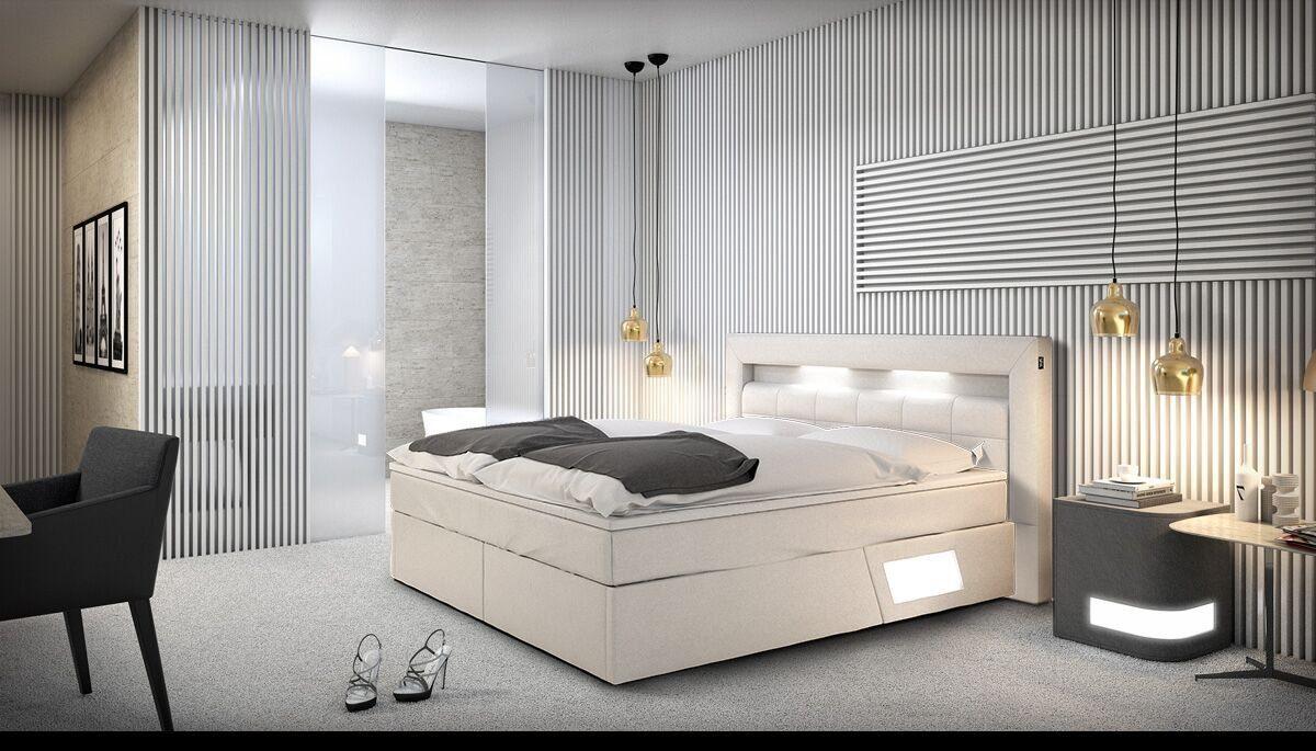 Innocent Boxspringbett mit LEDBeleuchtung 180x200 cm Luxane online kaufen  OTTO