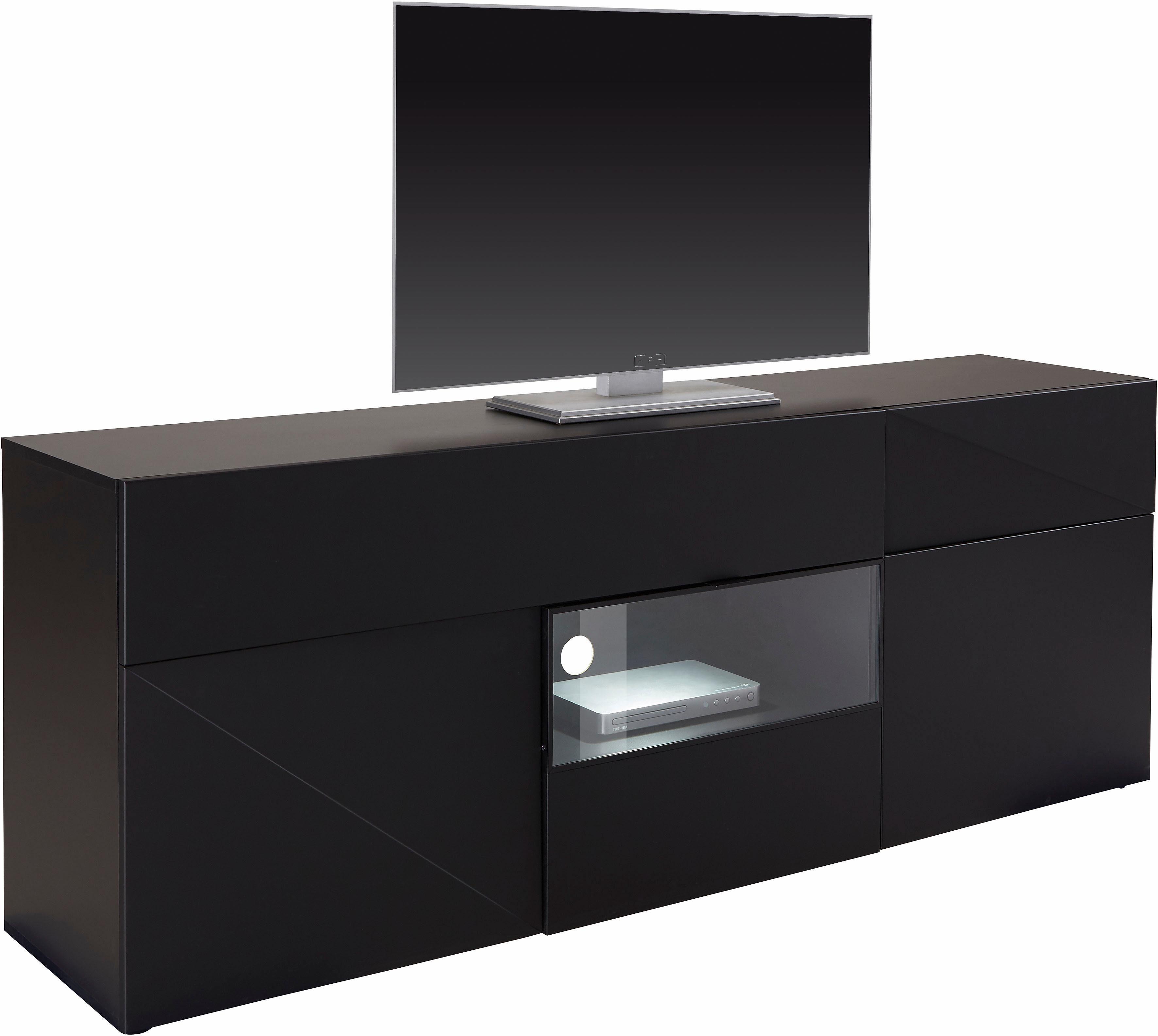 tv lowboard wei matt otto sideboard weis das beste von tv. Black Bedroom Furniture Sets. Home Design Ideas