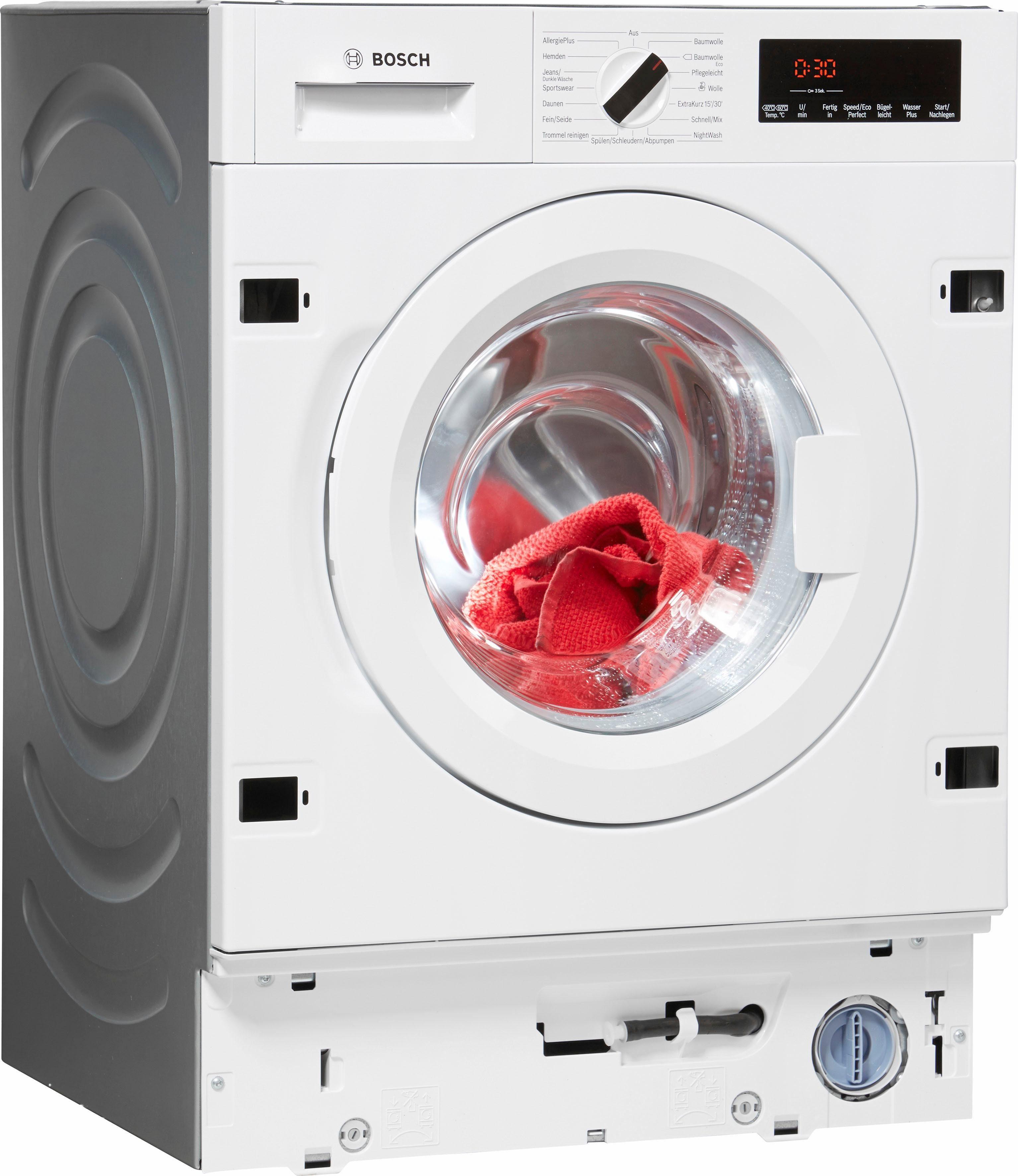 Bosch Waschmaschine Wiw28440 8 Kg 1400