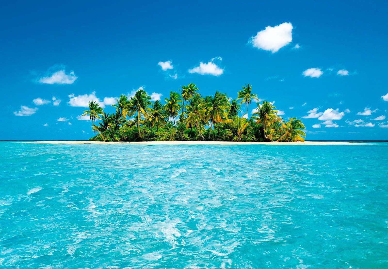 Fototapete »malediven Traum« 366254 Cm Kaufen  Otto