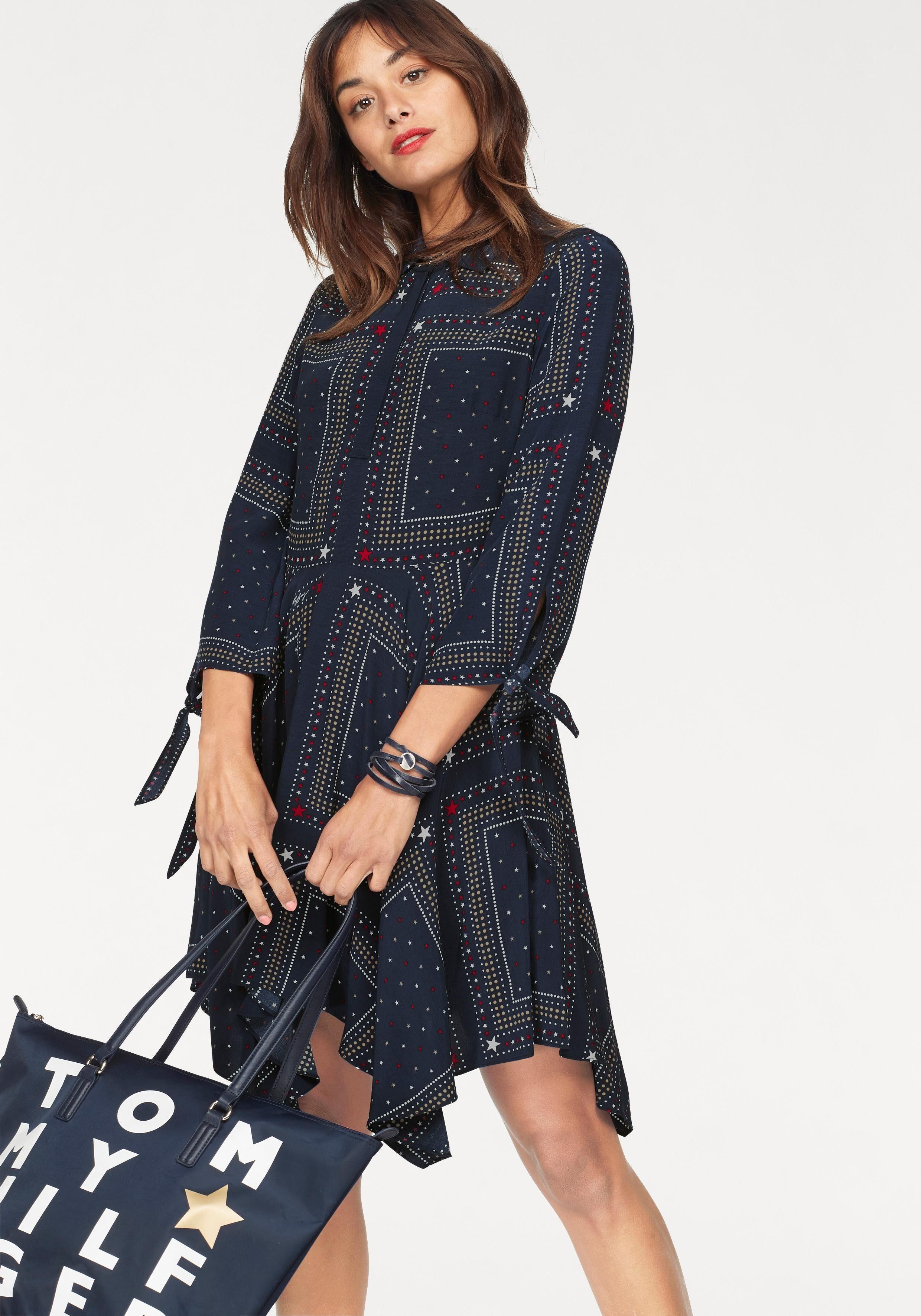 Tommy Hilfiger Kleid HOGGAN DRESS 34 SLV kaufen  OTTO