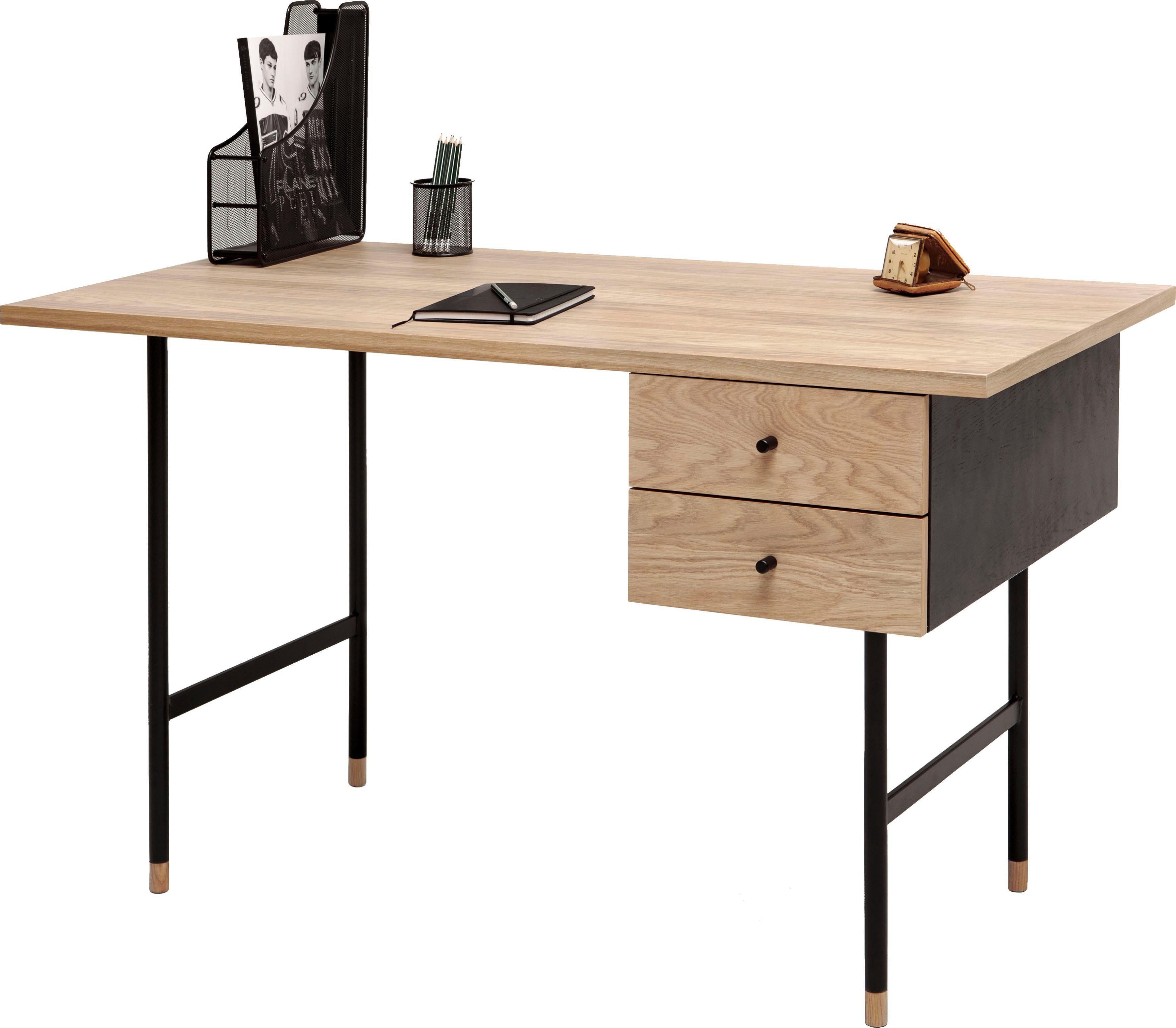 Woodman Schreibtisch »Daniel«, Soft Close Funktion online ...
