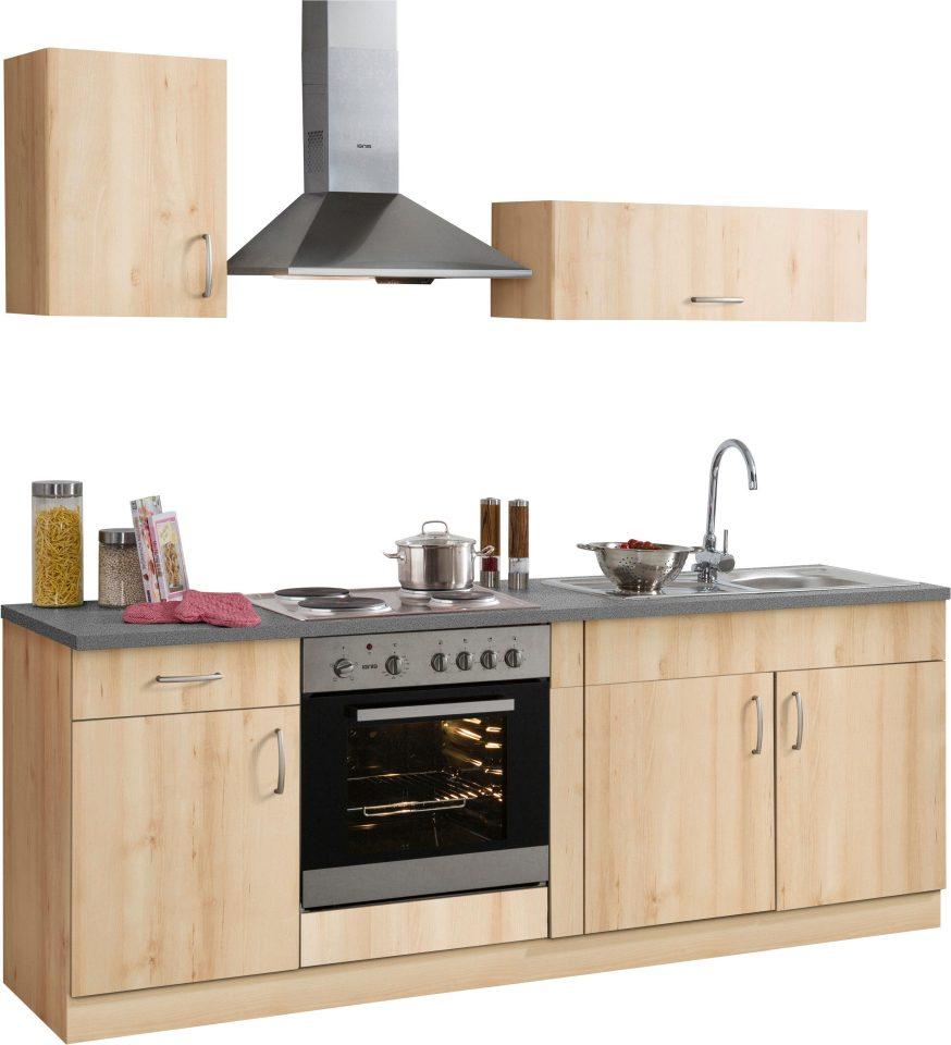 15% sparen - Wiho Küchen Küchenzeile BRILON mit E-Geräten - nur