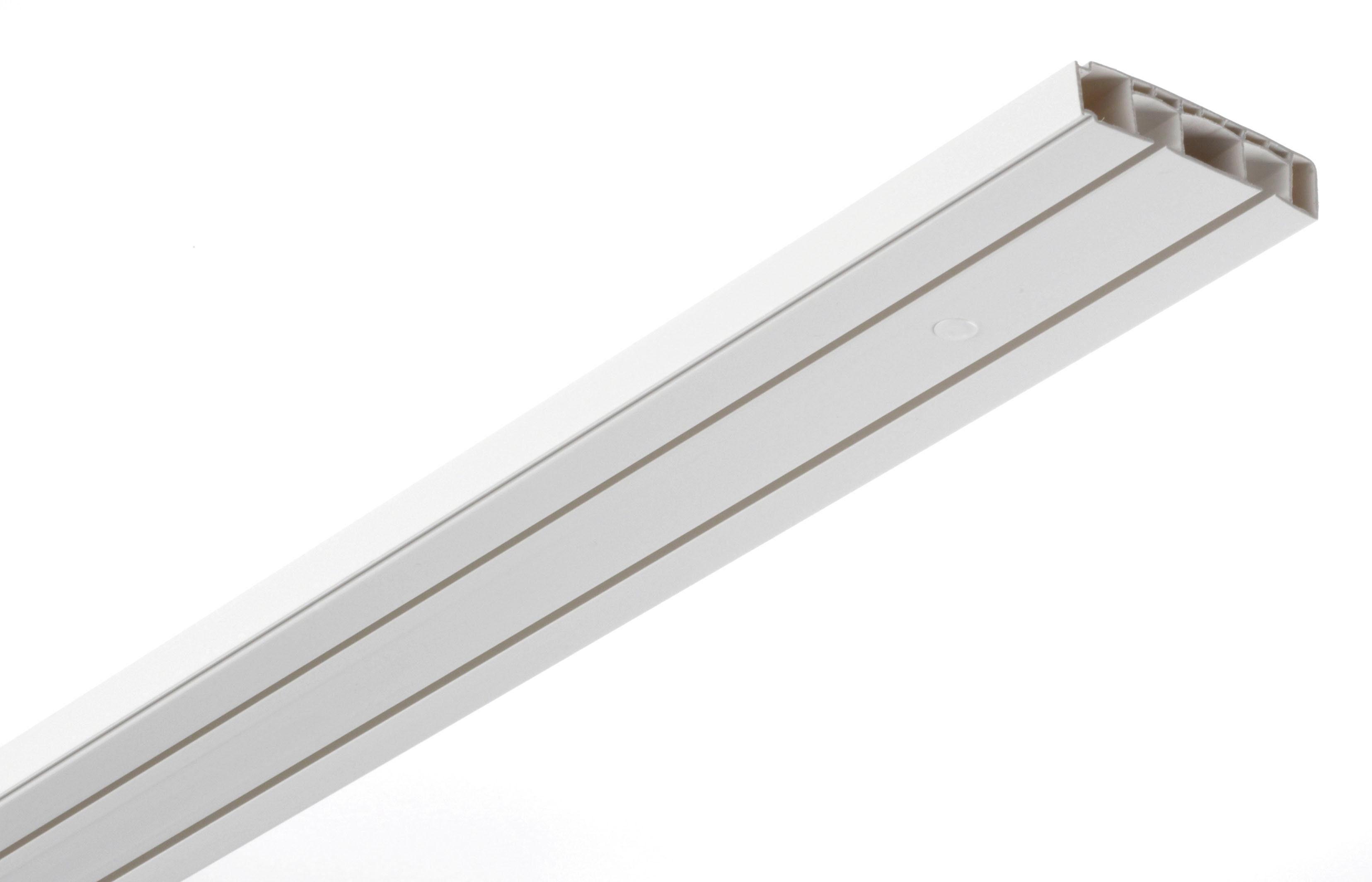 Gardinenstange Gardinia Vorhangschienen Schienensystem 2lufig im Fixma online kaufen  OTTO