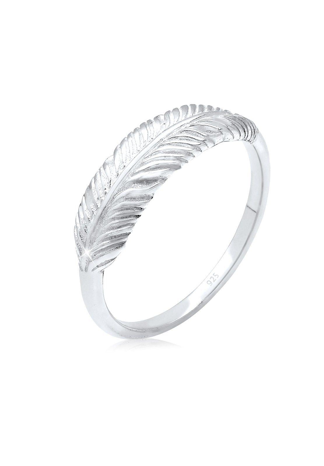 Elli Ring Feder Flgel Boho Trend 925 Sterling Silber online kaufen  OTTO