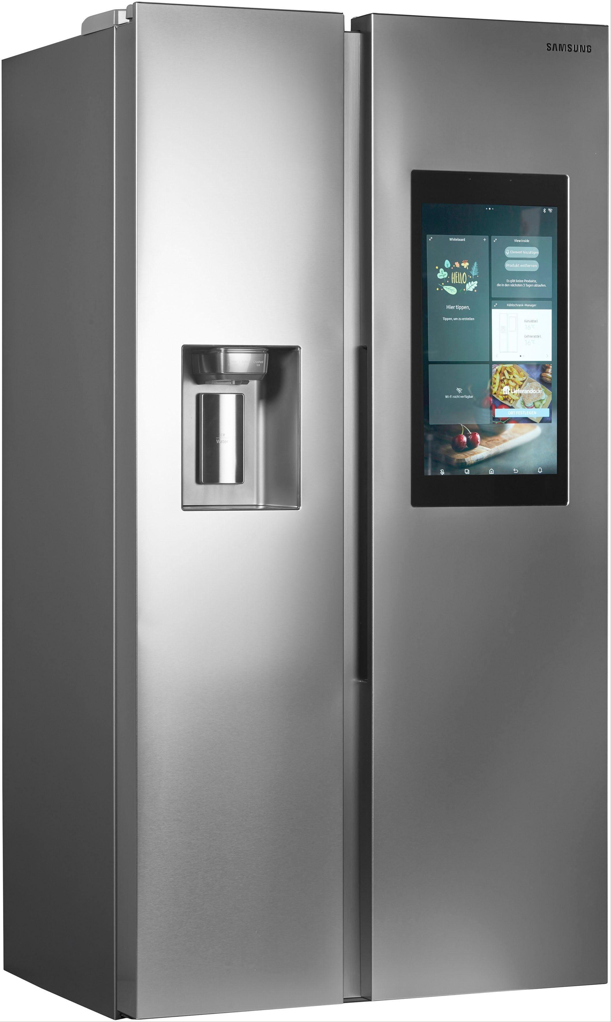 Kühlschrank Samsung Side By Side Preisvergleich • Die Besten