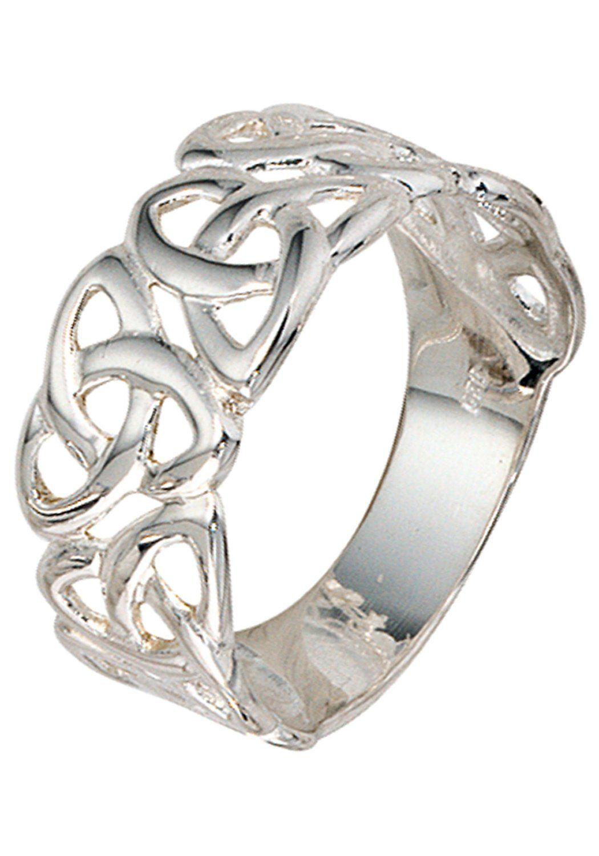JOBO Silberring breit 925 Silber online kaufen  OTTO