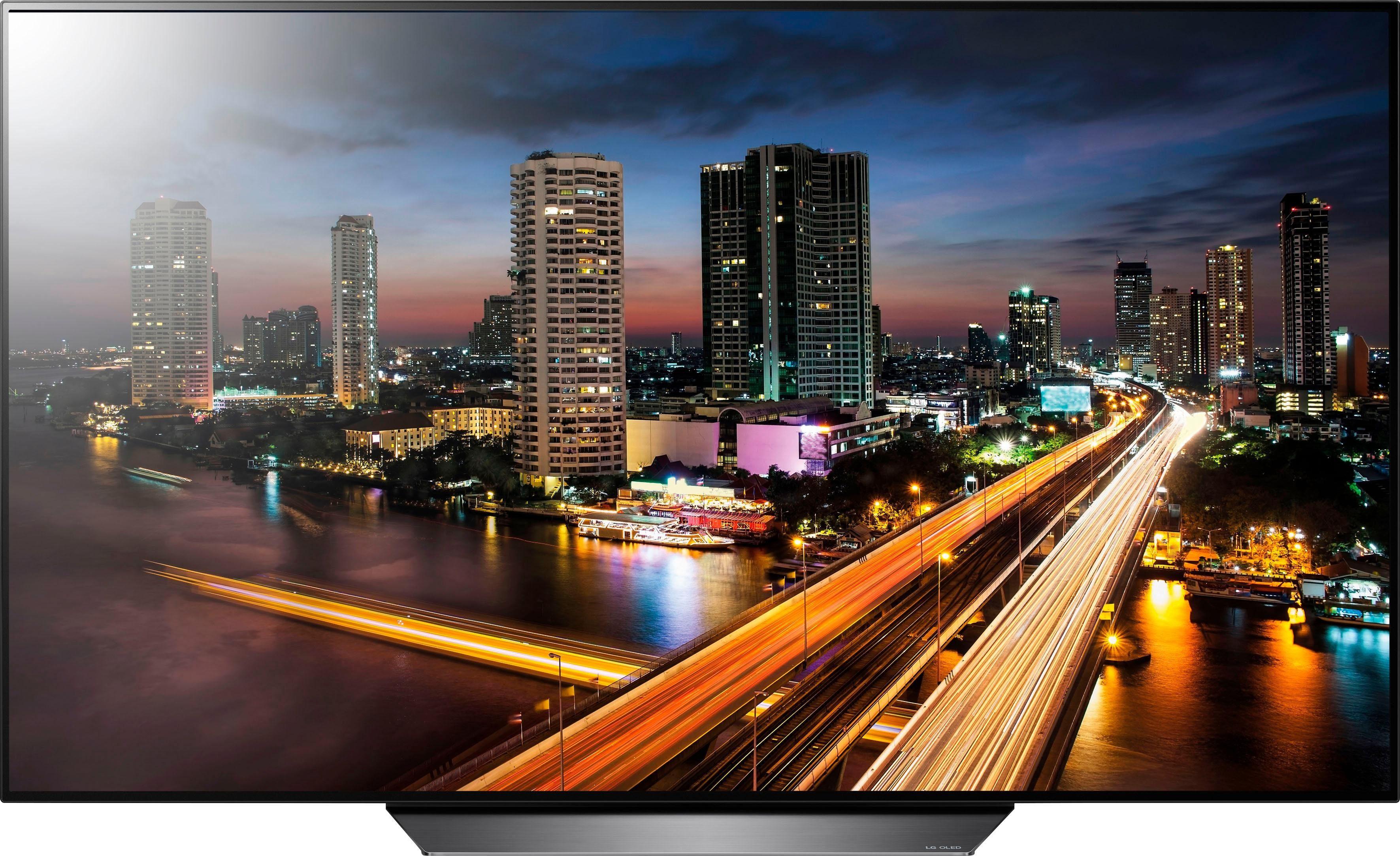 LG OLED55B8LLA OLED-Fernseher (139 cm/55 Zoll, 4K Ultra HD, Smart-TV) - LG