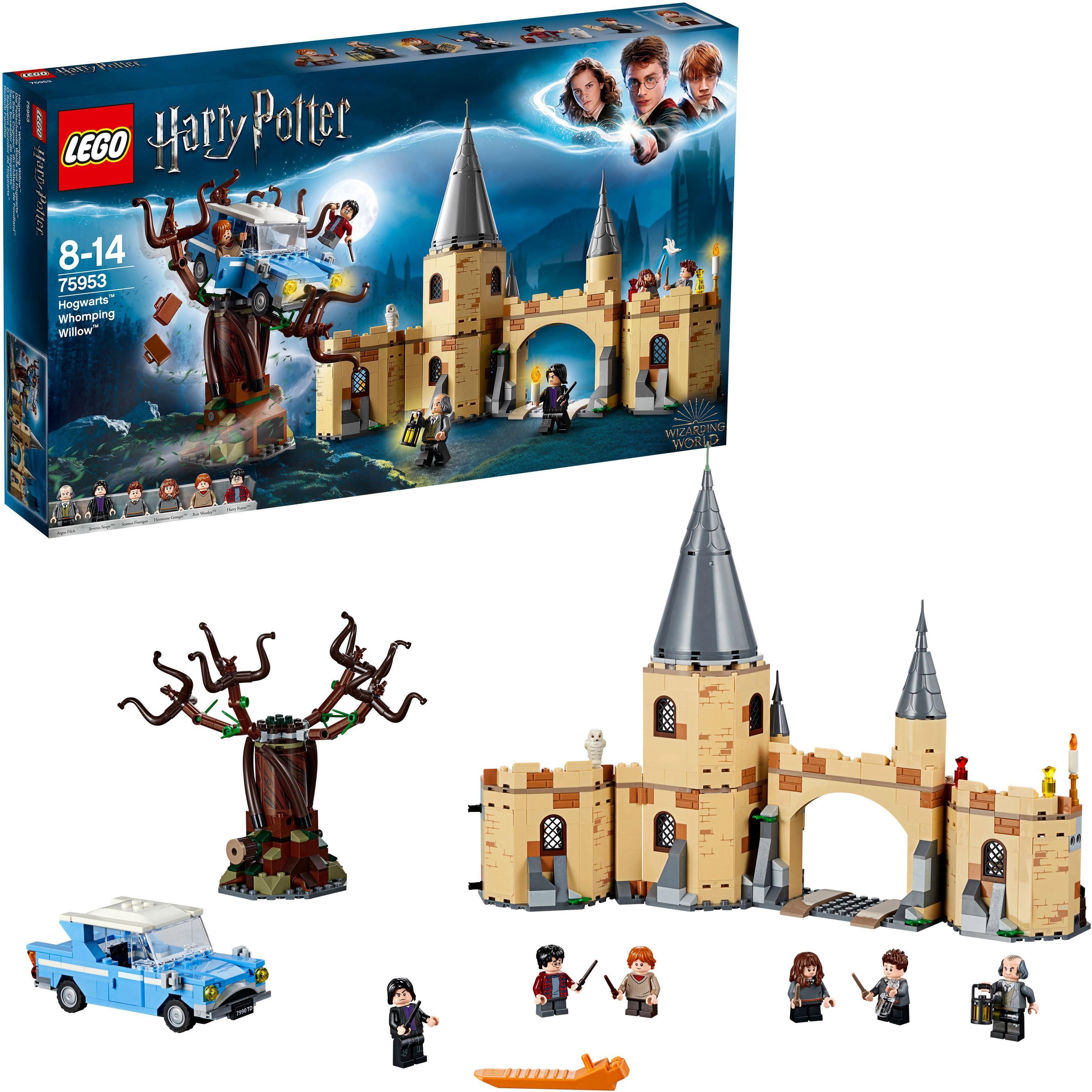 LEGO Die Peitschende Weide von Hogwarts 75953 LEGO Harry Potter online kaufen  OTTO