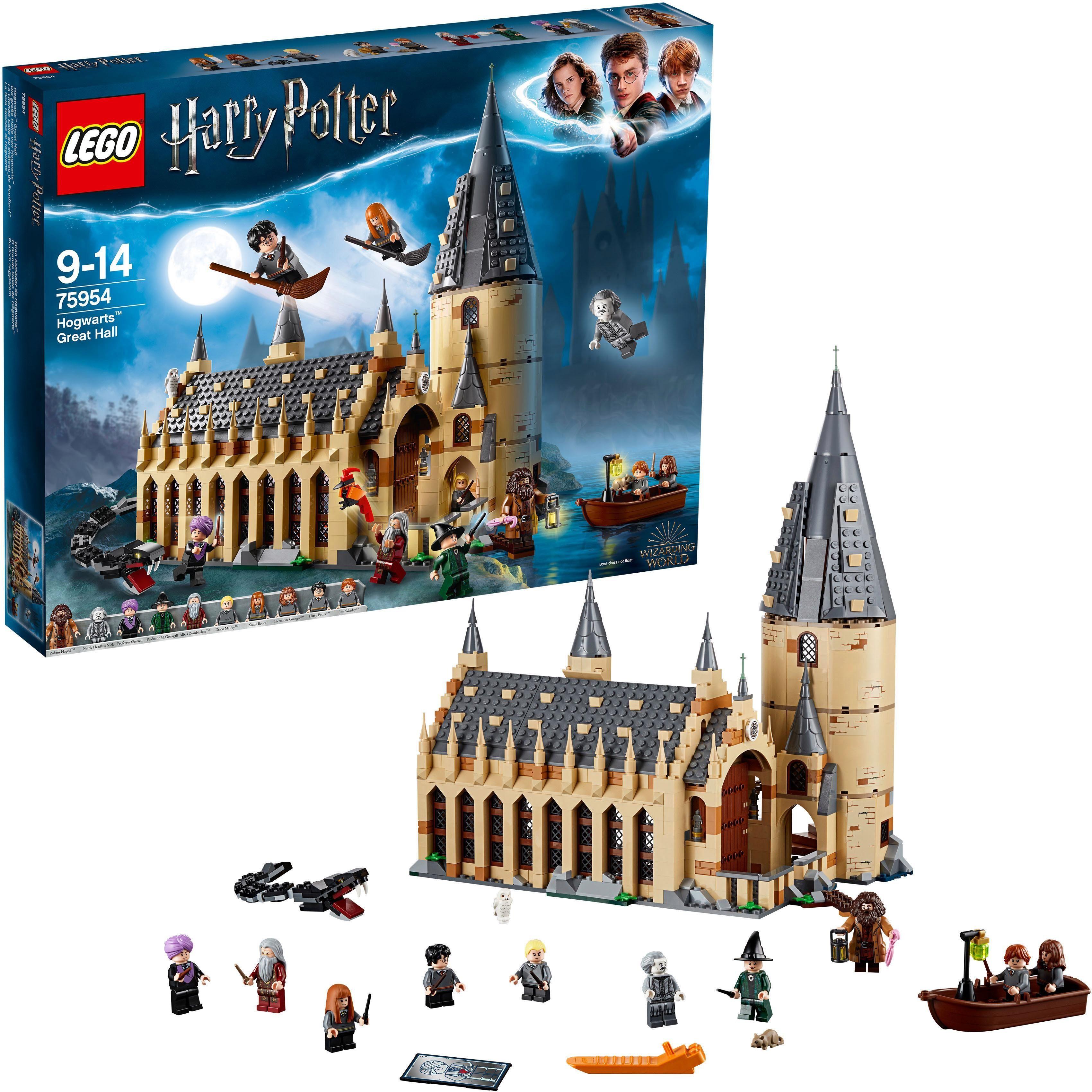 LEGO Die groe Halle von Hogwarts 75954 LEGO Harry Potter online kaufen  OTTO