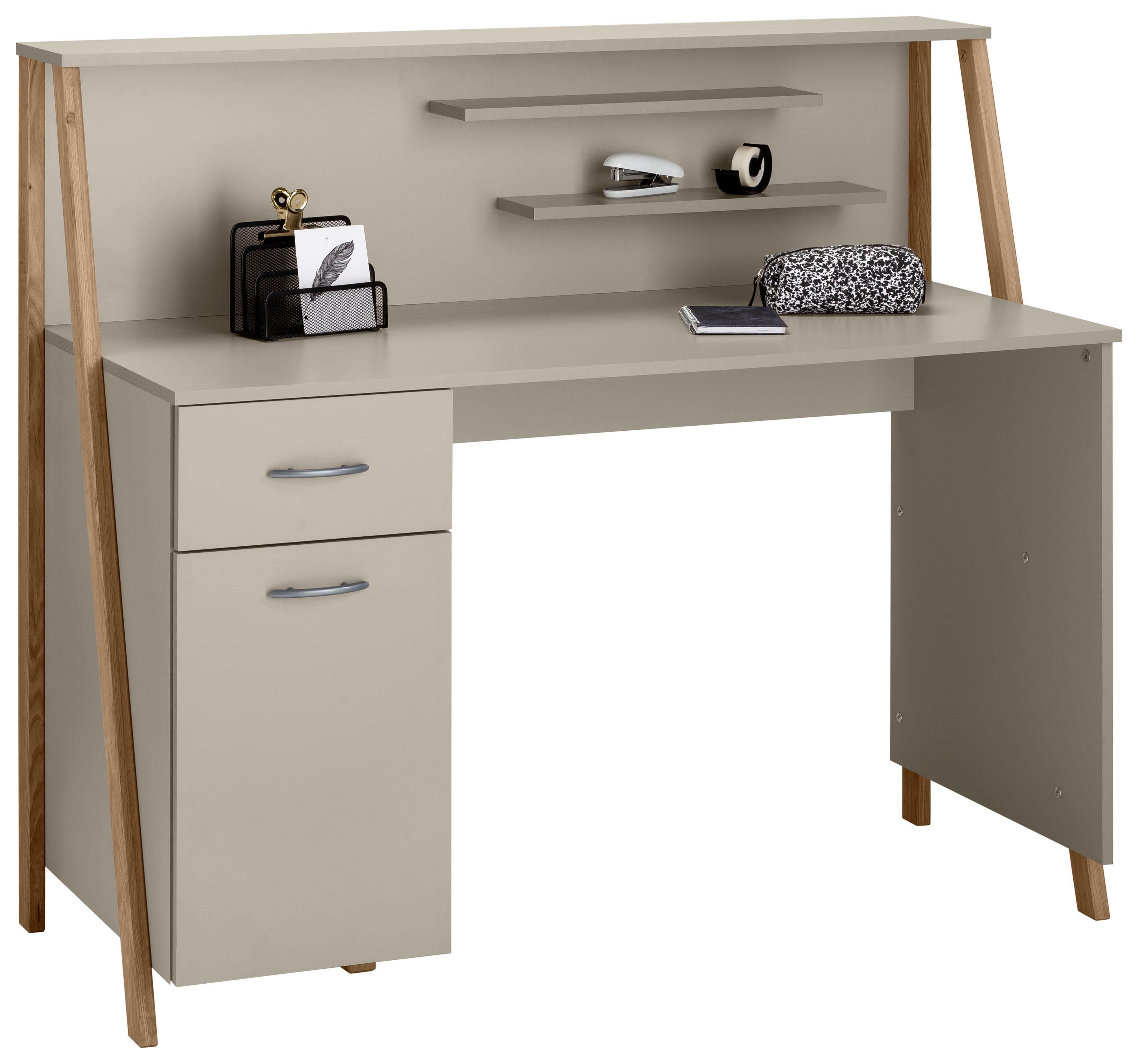 Schreibtisch »Dave«, Maße B/T/H 125/108/56 cm online ...