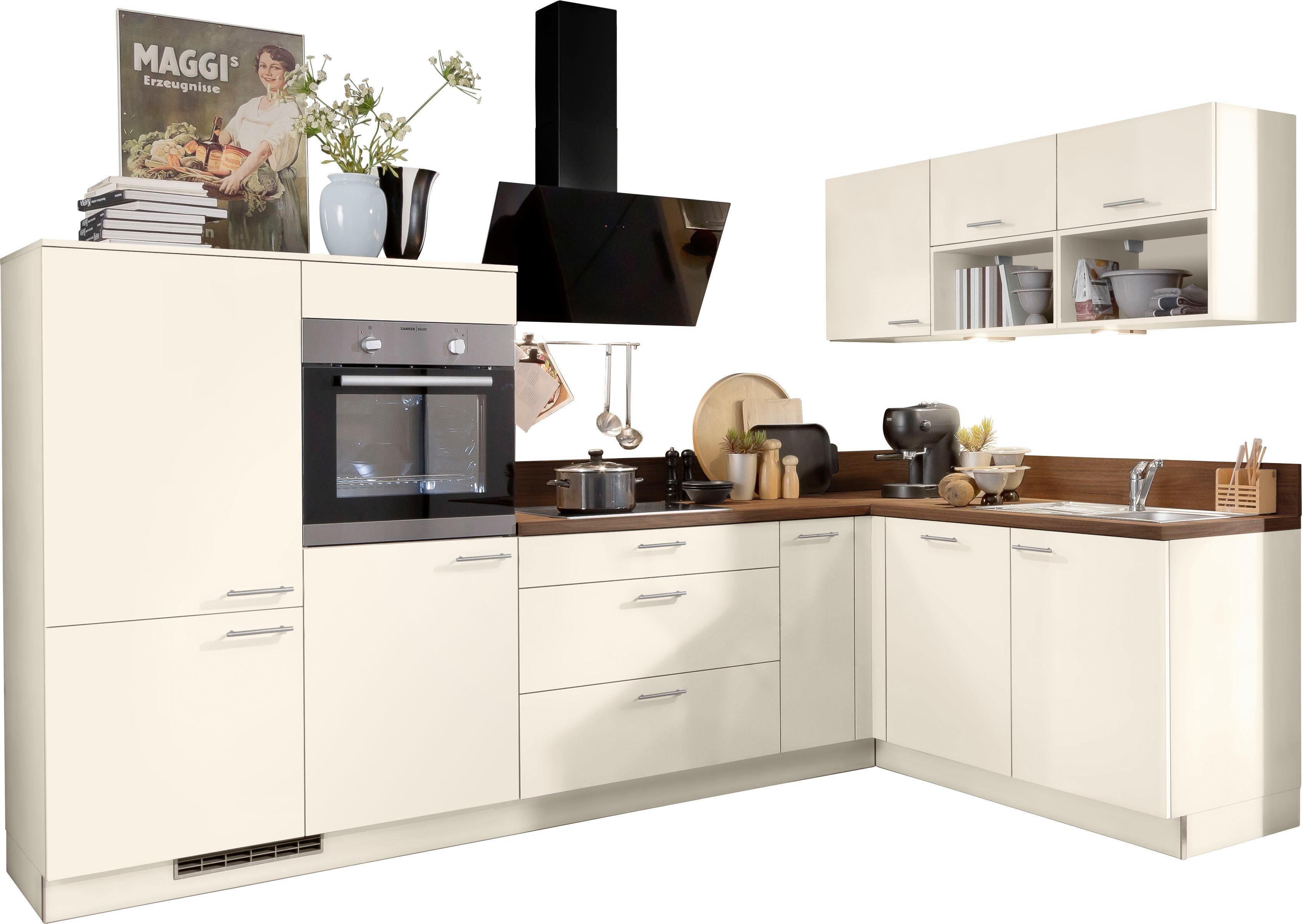 Express Küchen Erfahrung  Express Küchen Küchenzeile »trea«, Mit