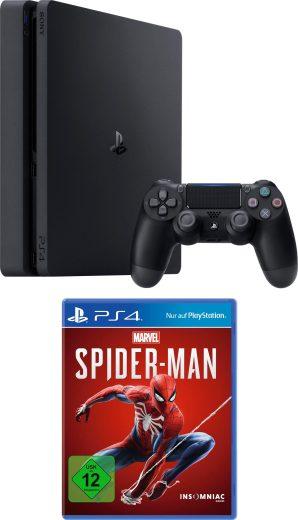 PlayStation 4 Slim (Bundle). inkl. Spider-Man   OTTO