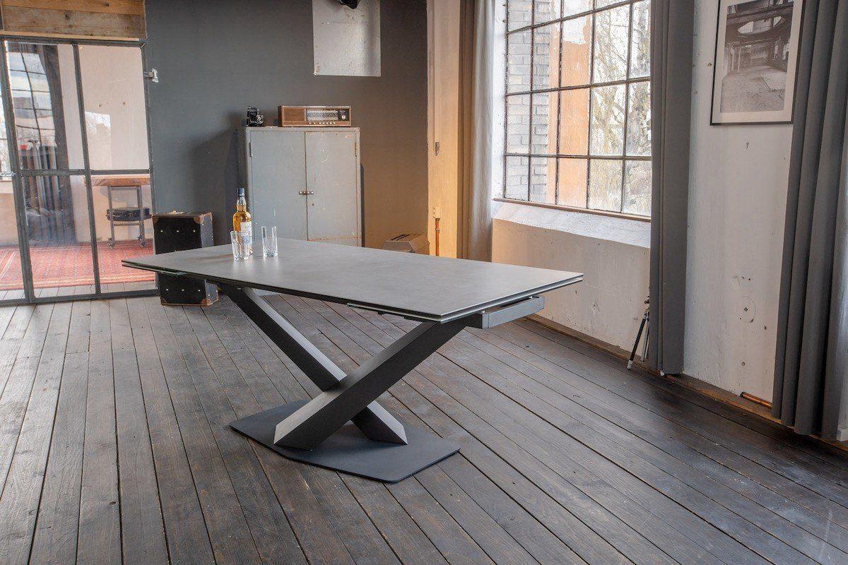 KAWOLA Esszimmertisch Keramik grau ausziehbar PENNY online kaufen  OTTO
