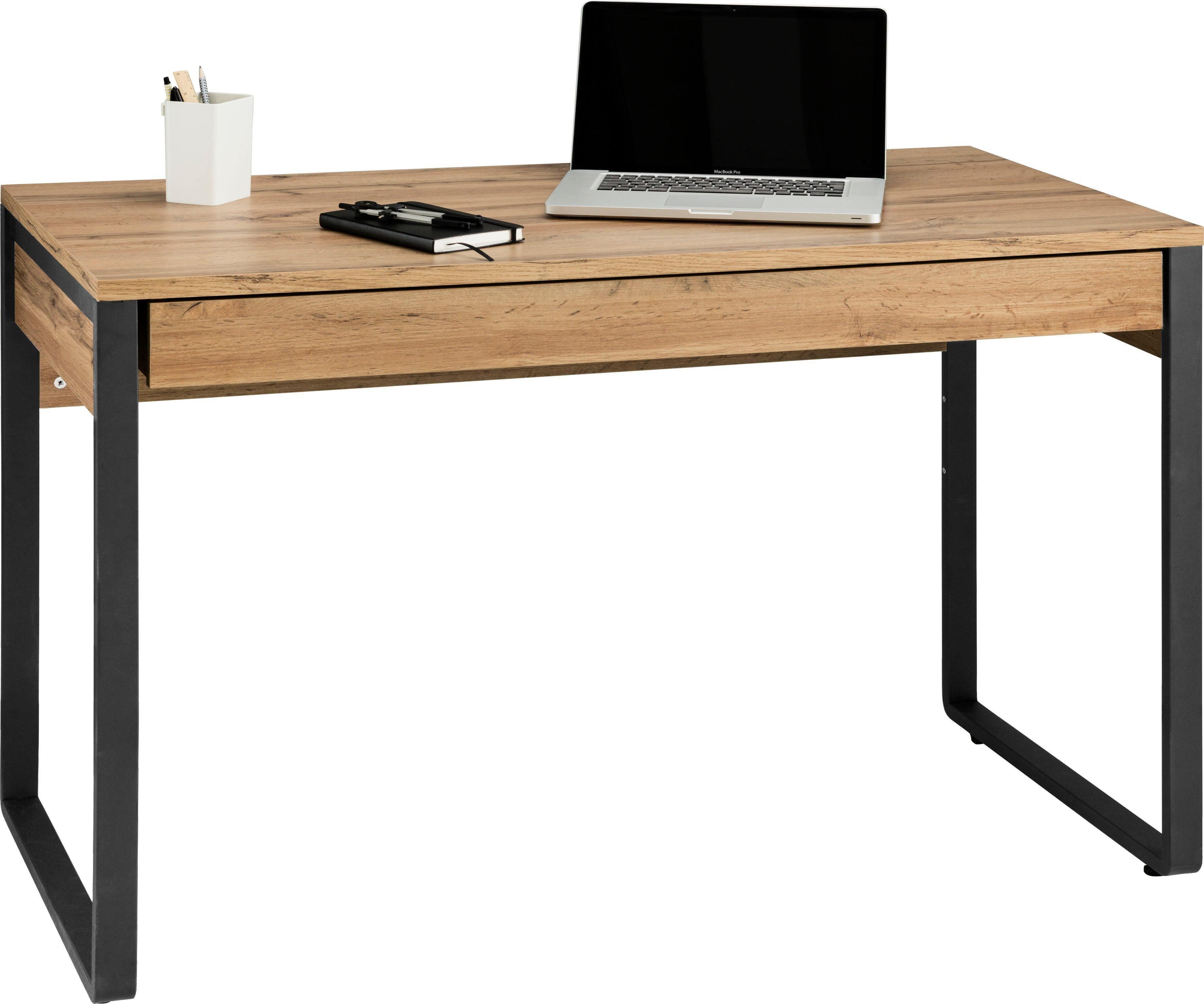 Schreibtisch »Moid«, Maße B/T/H 120/60/77 cm online kaufen ...