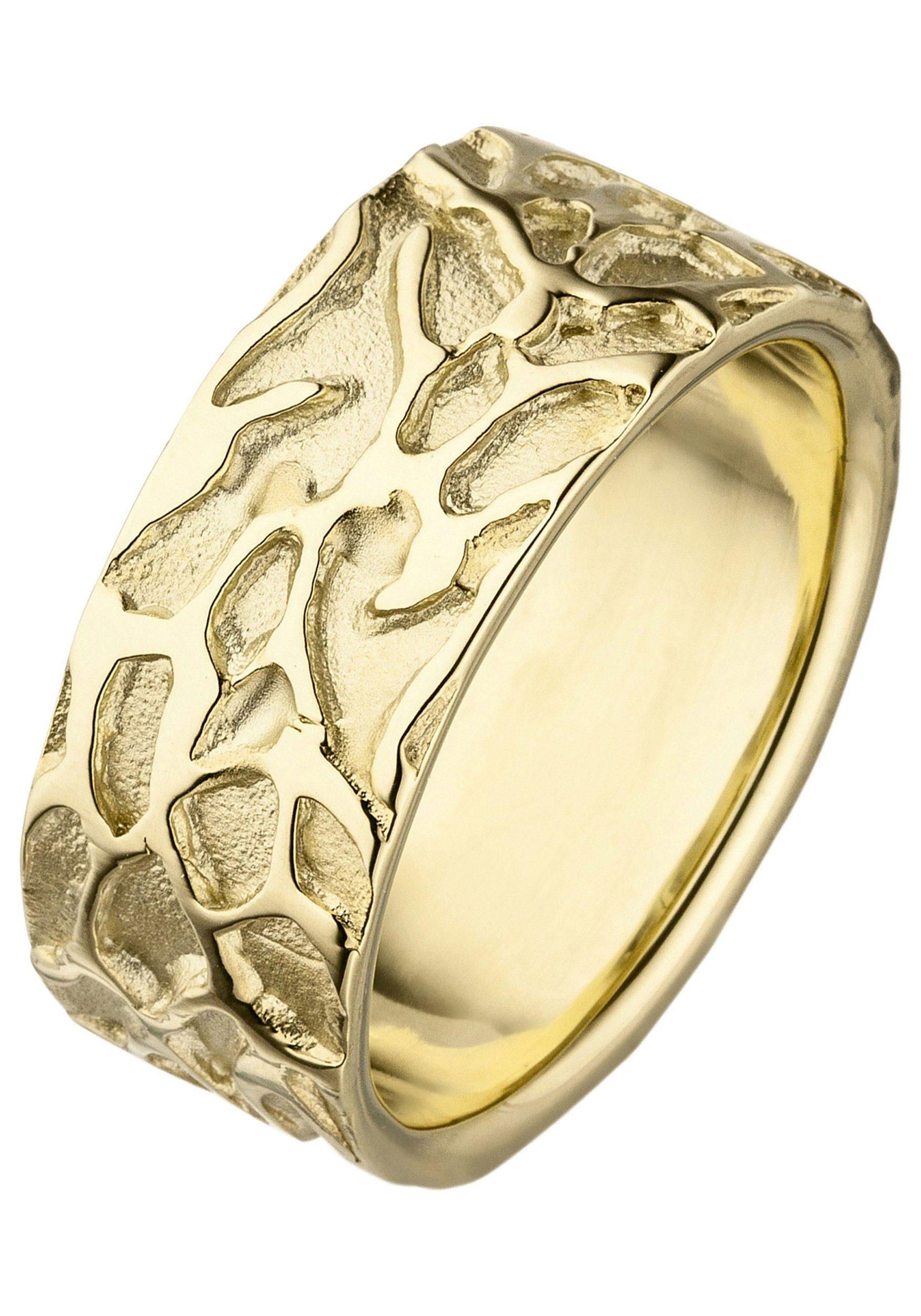 JOBO Fingerring breit 585 Gold online kaufen  OTTO