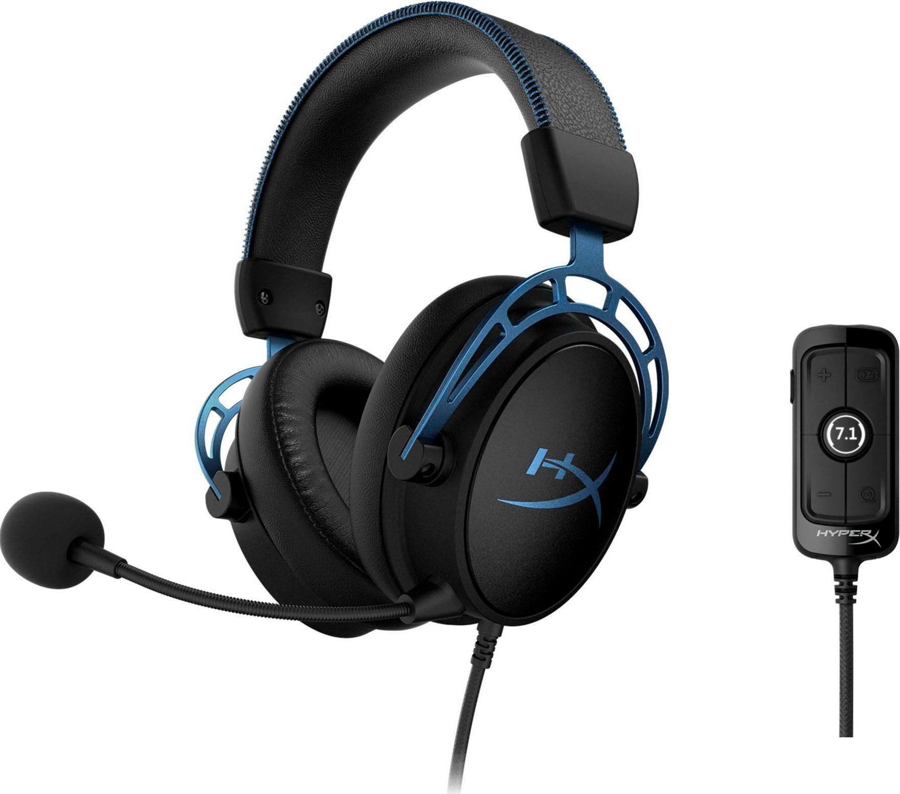 HyperX »Cloud Alpha S« Gaming-Headset. Personalisierbarer HyperX 7.1 Surround Sound online kaufen   OTTO