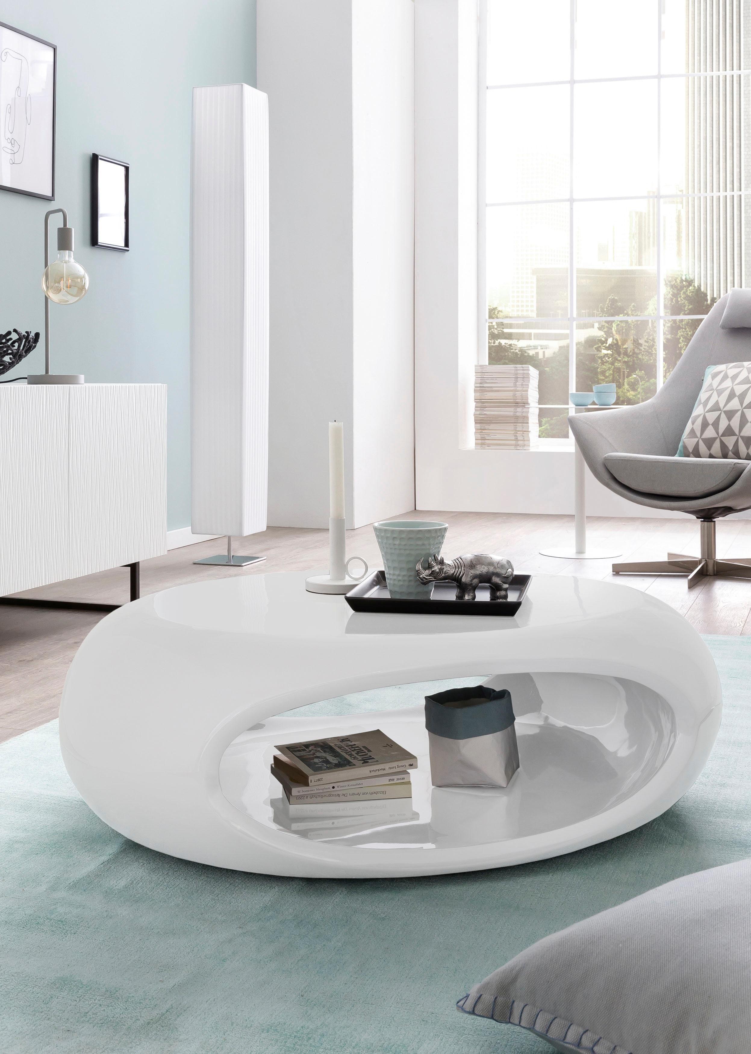 Couchtisch Rund Marmor Otto : couchtisch, marmor, SalesFever, Couchtisch,, Komplett, Hochwertigem, Fiberglas, Online, Kaufen