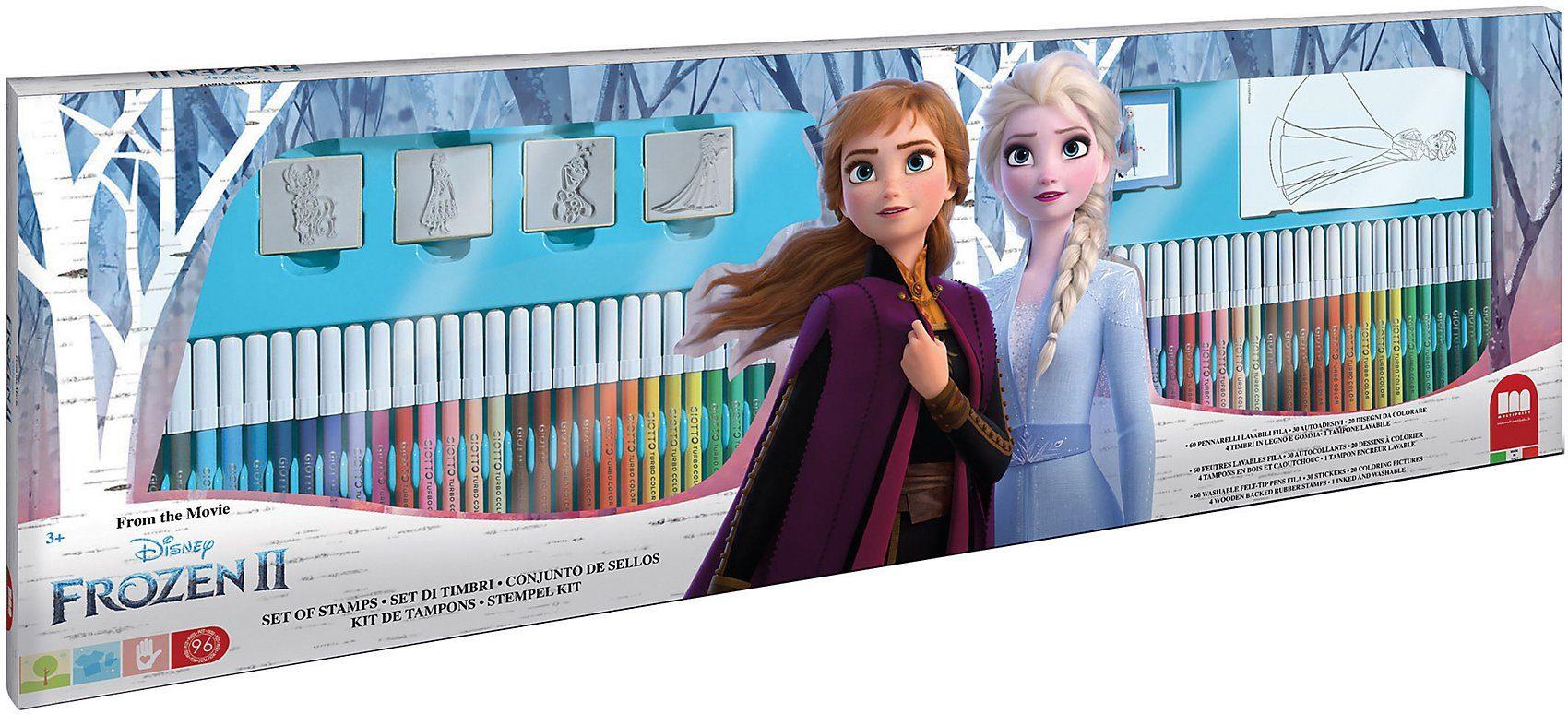 Disney Frozen Malvorlage »Frozen 2 Mega Colouring« OTTO