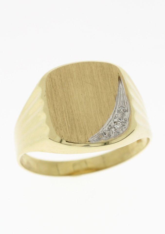 firetti Ring  Siegelring mit Diamanten kaufen  OTTO
