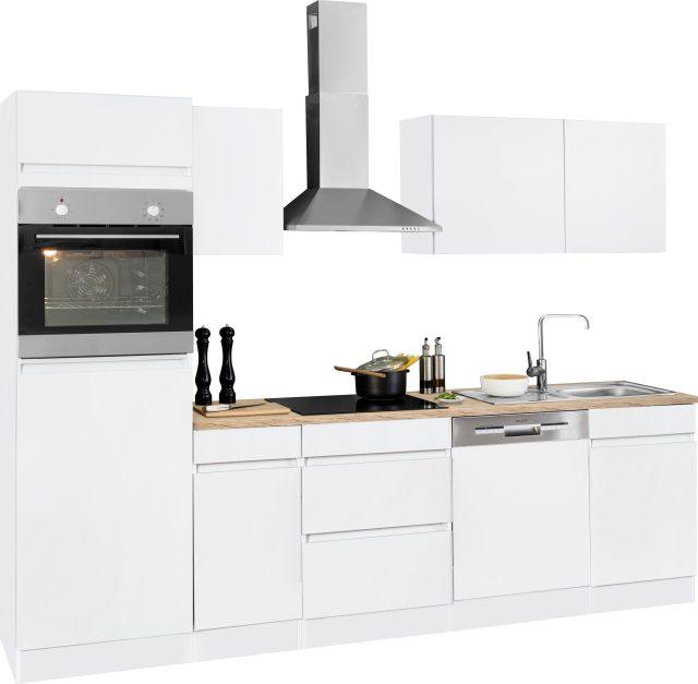 OPTIFIT Küchenzeile »Roth«, mit E-Geräten, Breite 270 cm online kaufen |  OTTO
