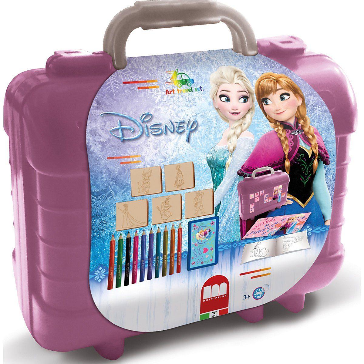Disney Frozen Malvorlage »FROZEN Travel Set« OTTO