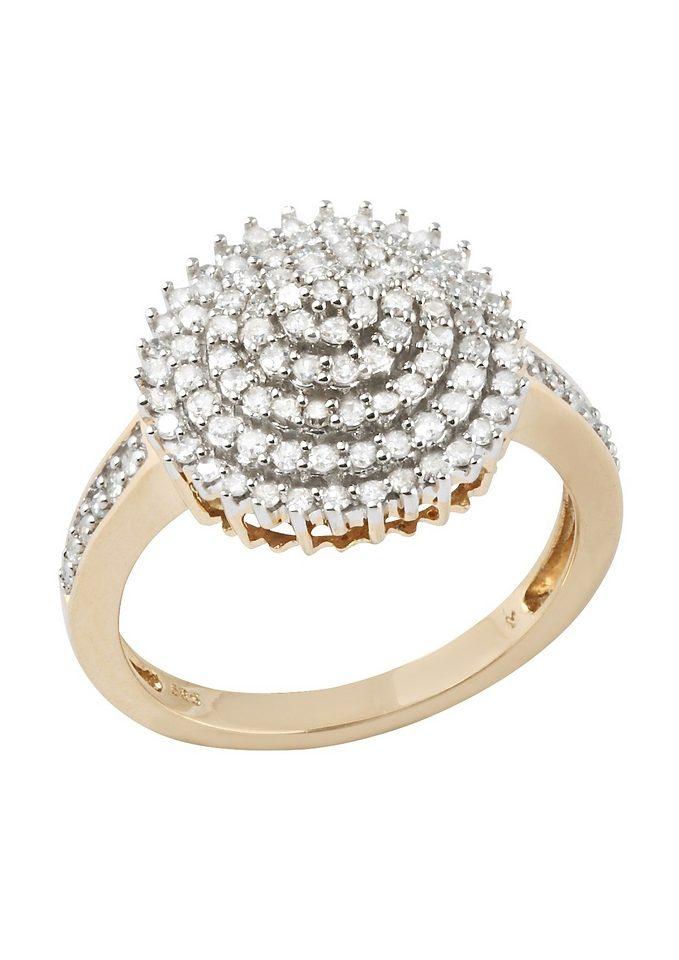 firetti Ring mit funkelnden Diamanten kaufen  OTTO